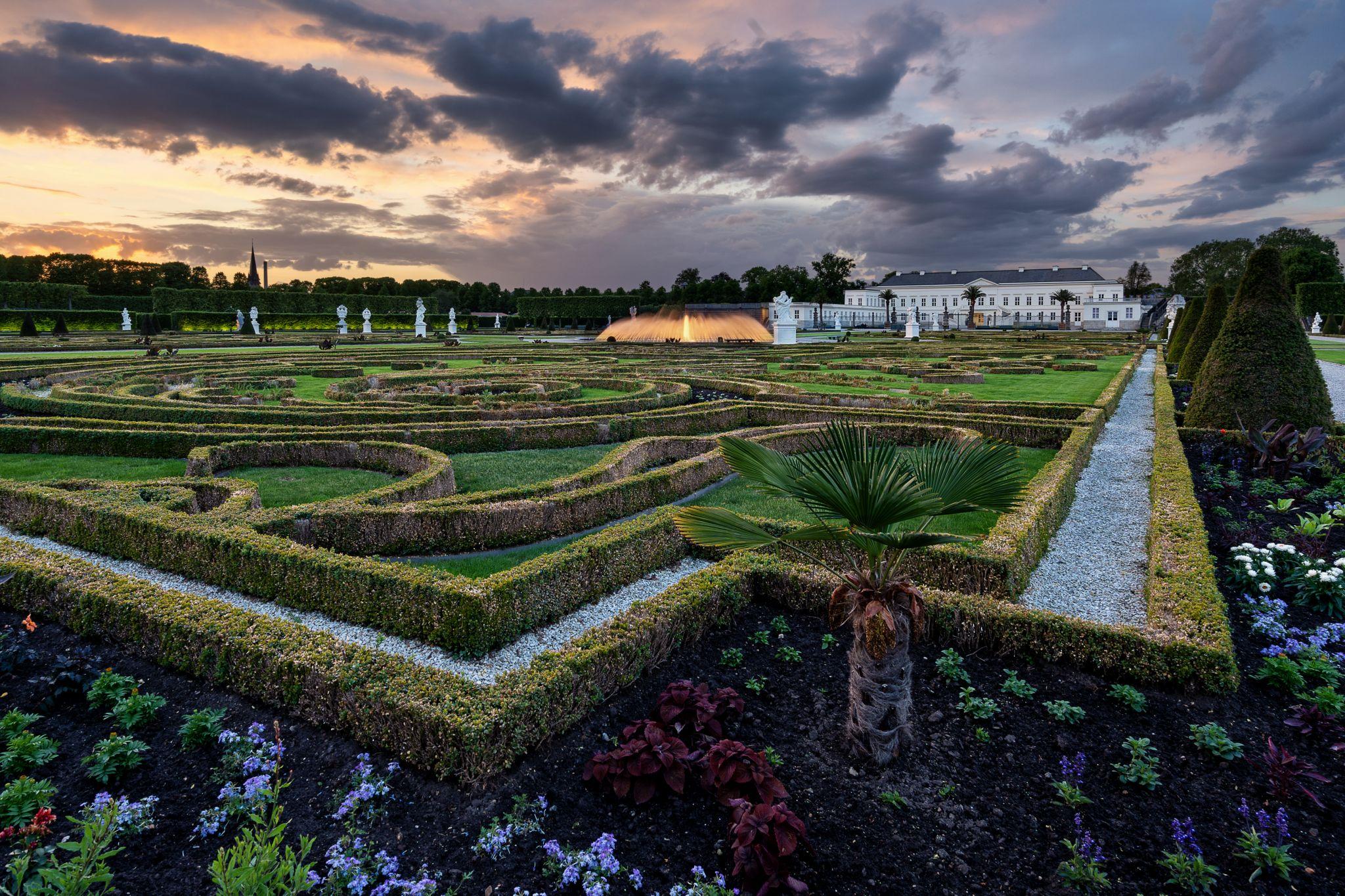 Großer Garten Herrenhausen, Germany