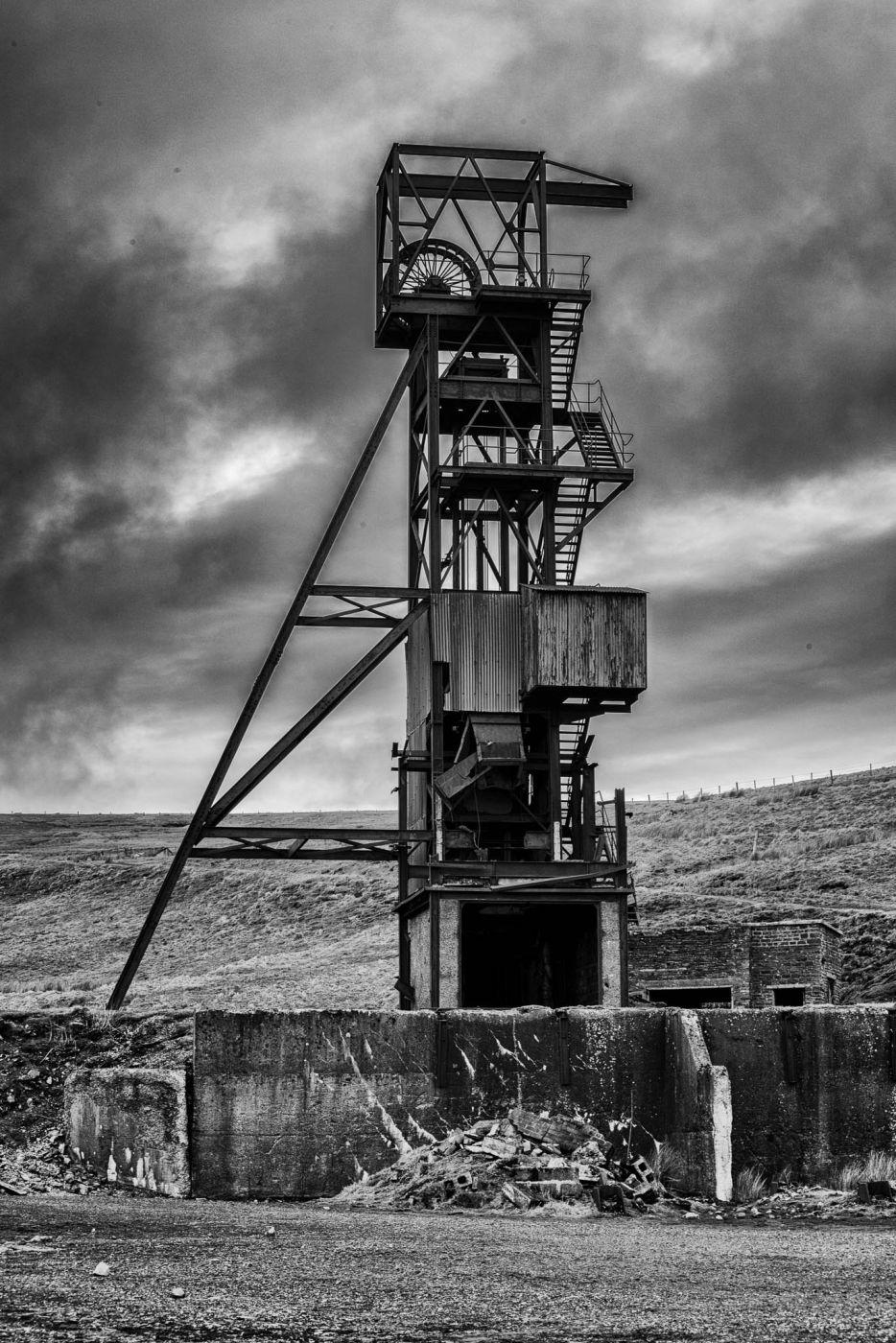 Grove Rake Mine, United Kingdom