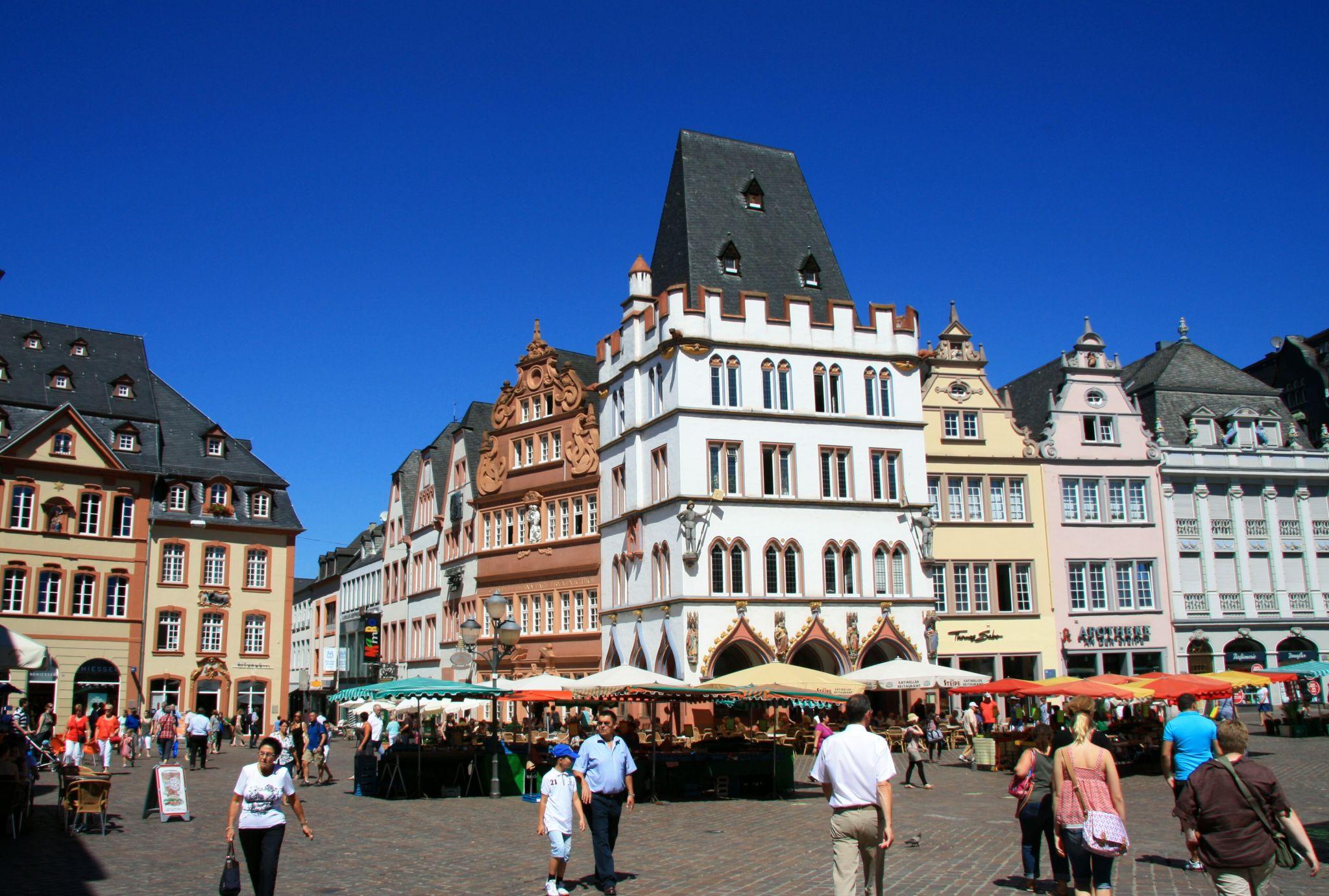Hauptmarkt, Trier, Germany