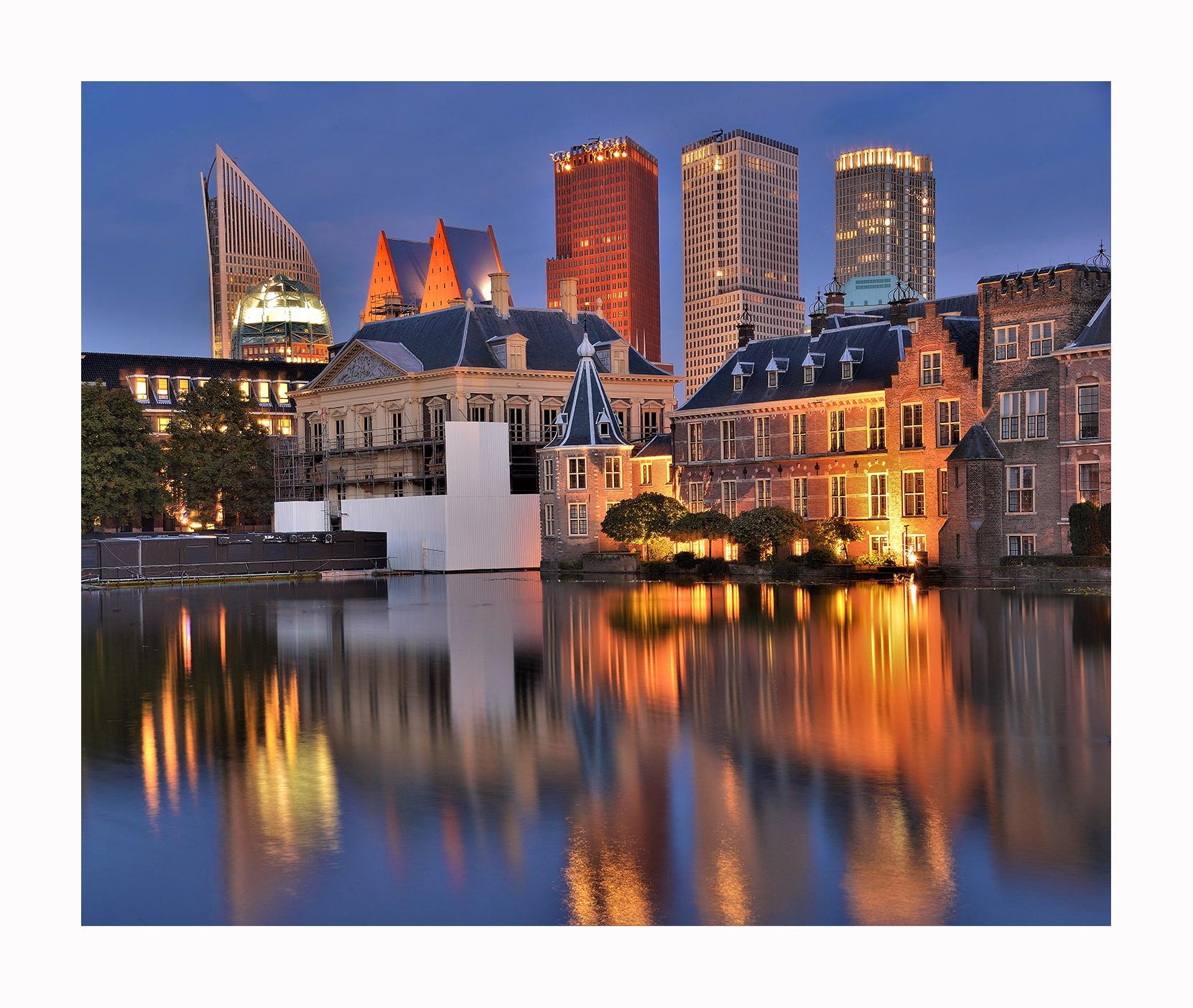 Hofvijver The Hague, Netherlands