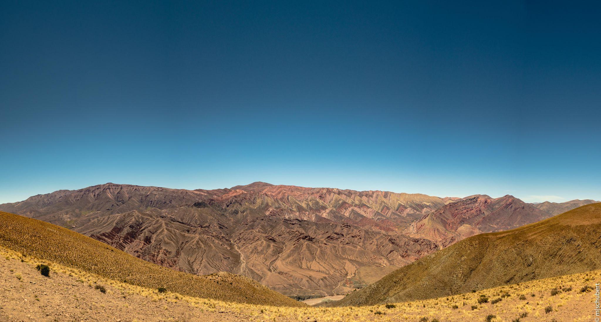 Hornocal o Cerro de 14 Colores, Argentina