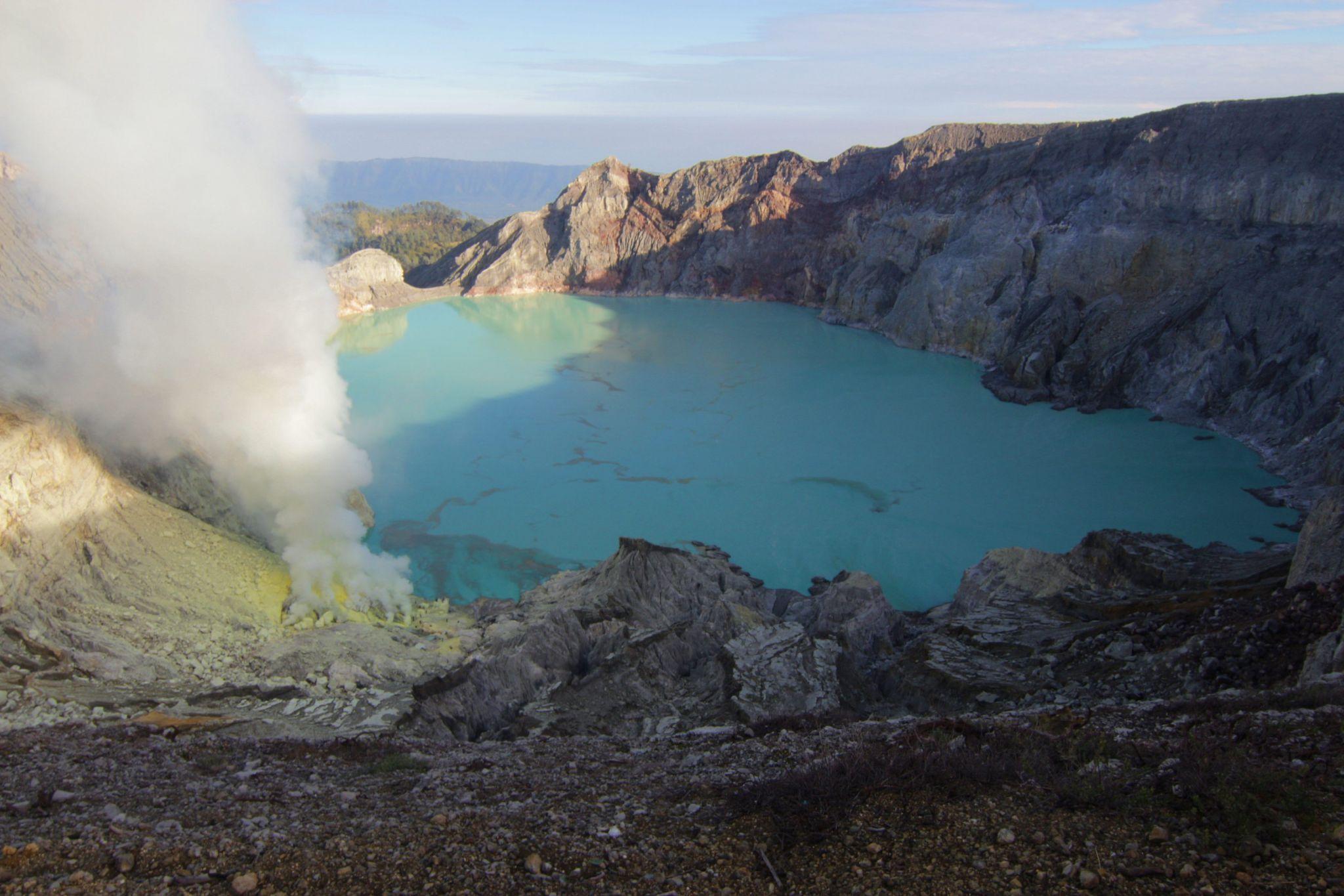 Ijen crater, Indonesia, Indonesia