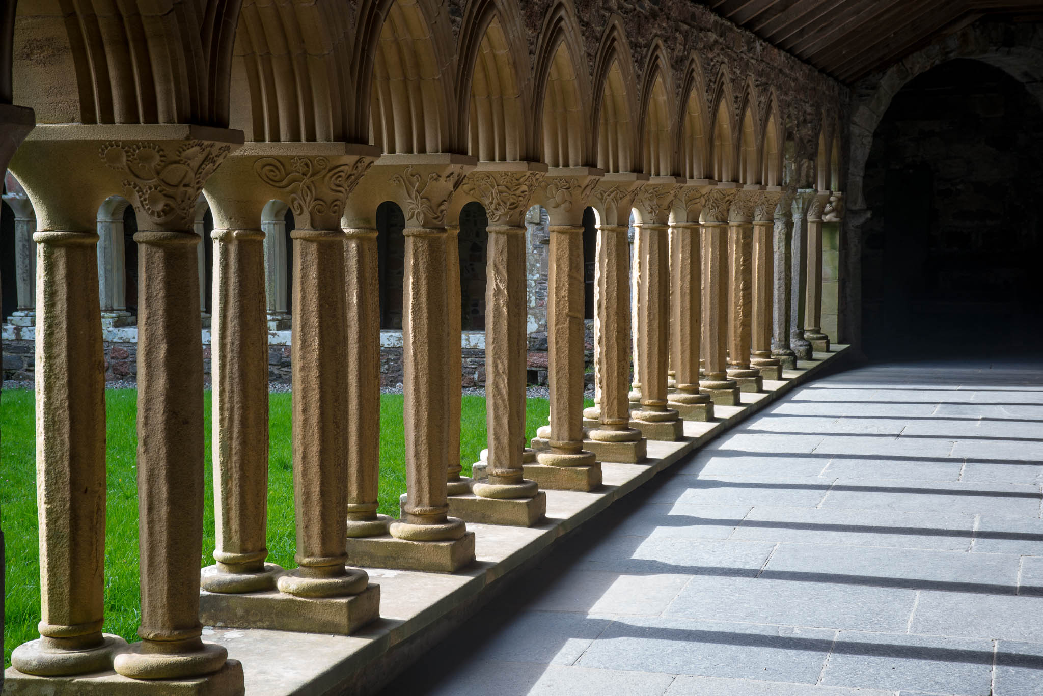 Iona Abbey, United Kingdom