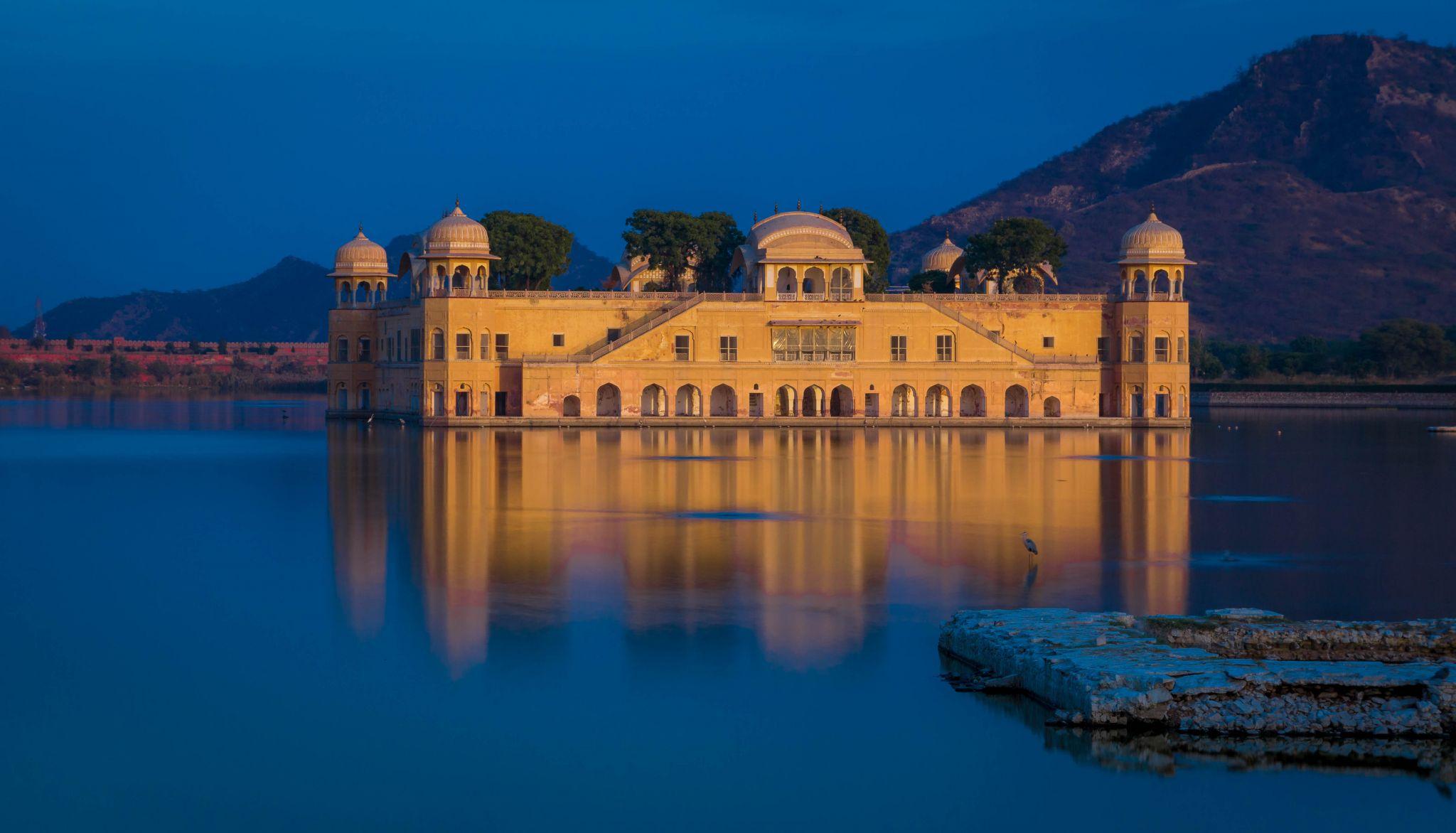Jal Mahal, India