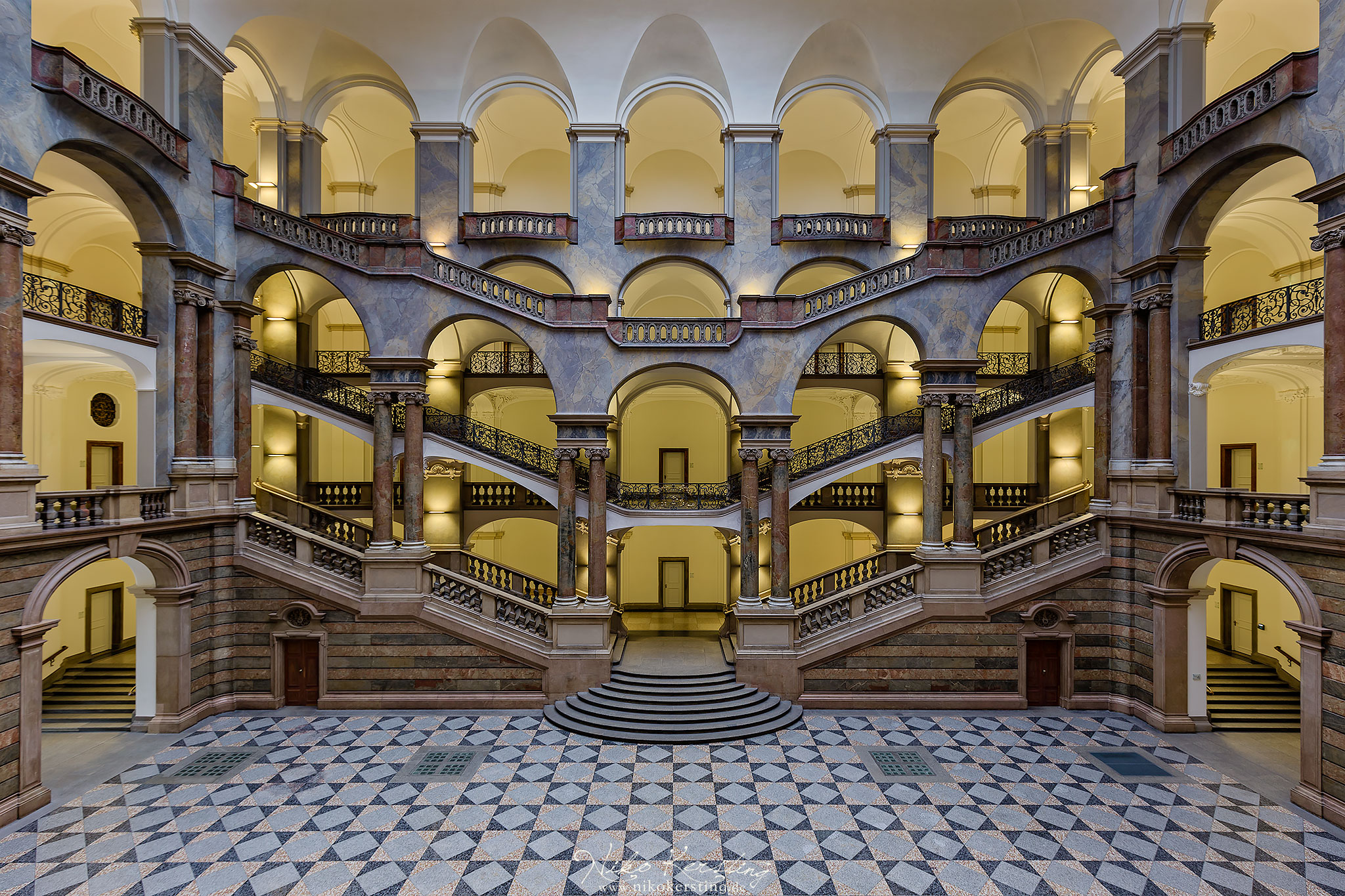 Justizpalast, Germany
