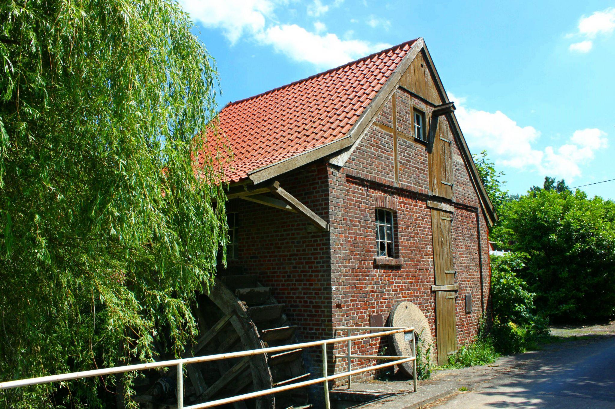 Klostermühle, Hohenholte, Germany