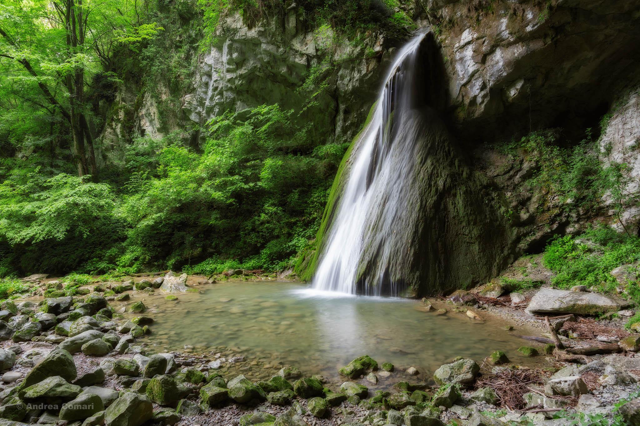 Kot Waterfalls, Italy