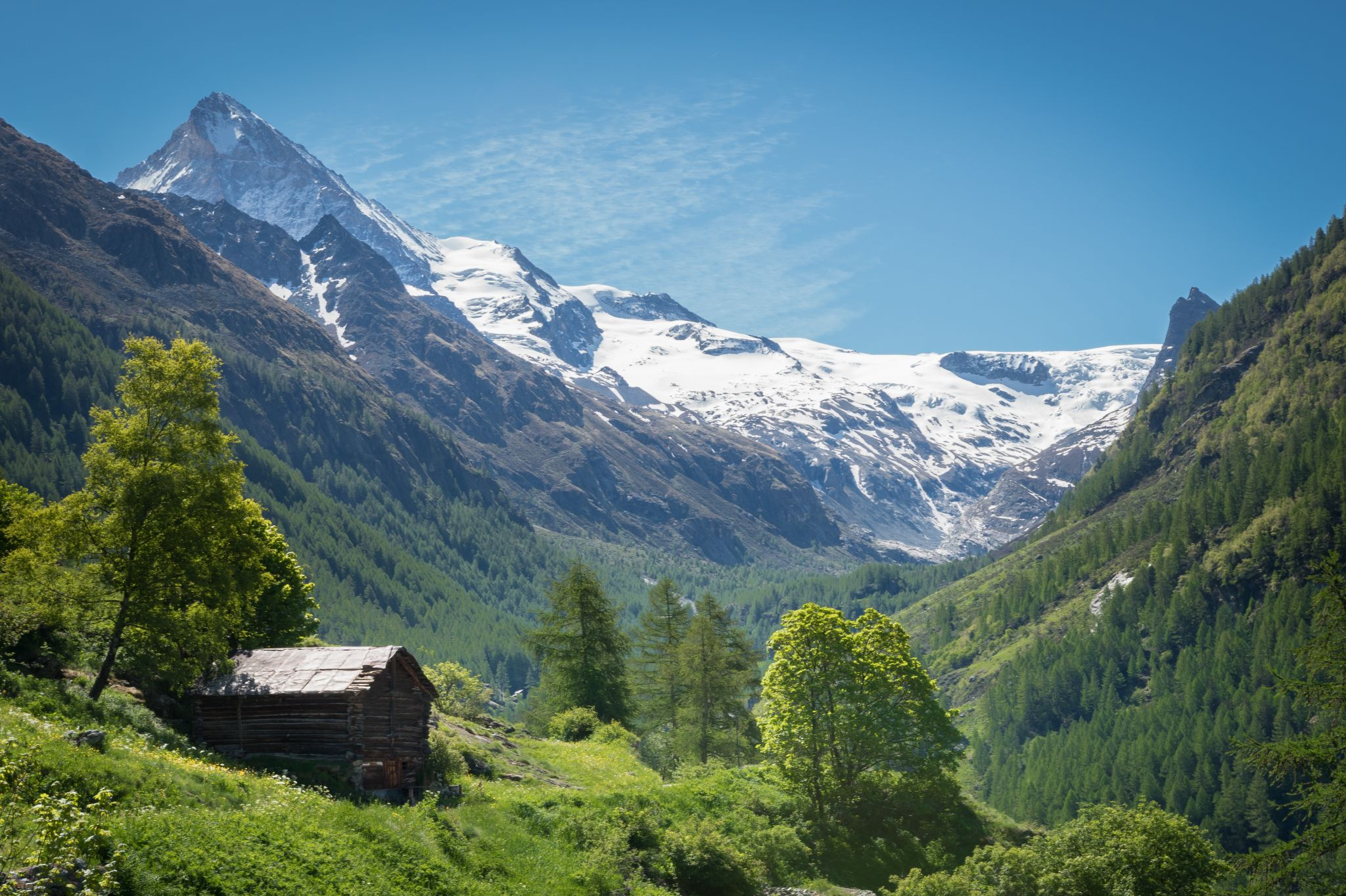 La Forclaz, Seppec, Switzerland
