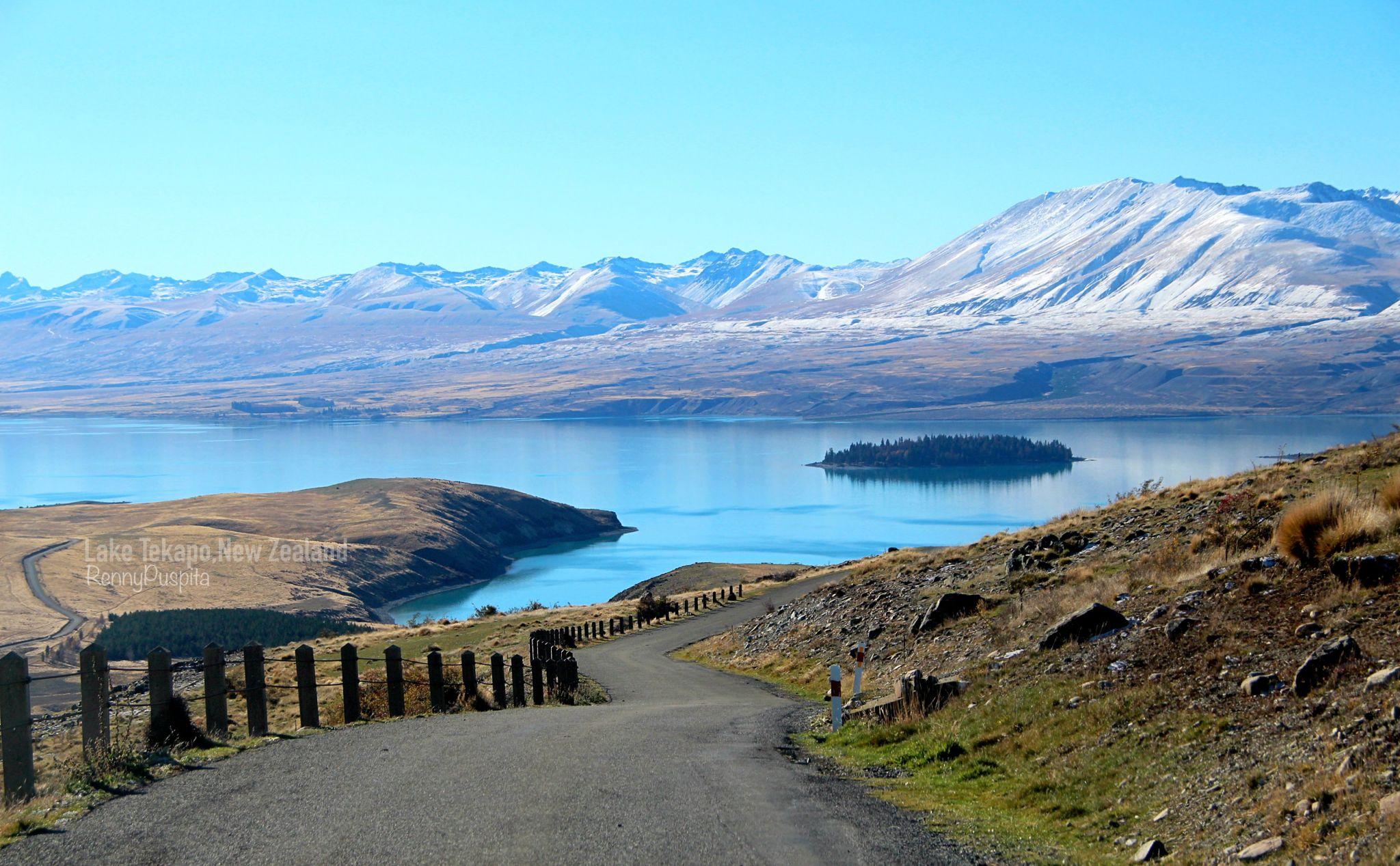 Lake Tekapo, New Zealand, New Zealand