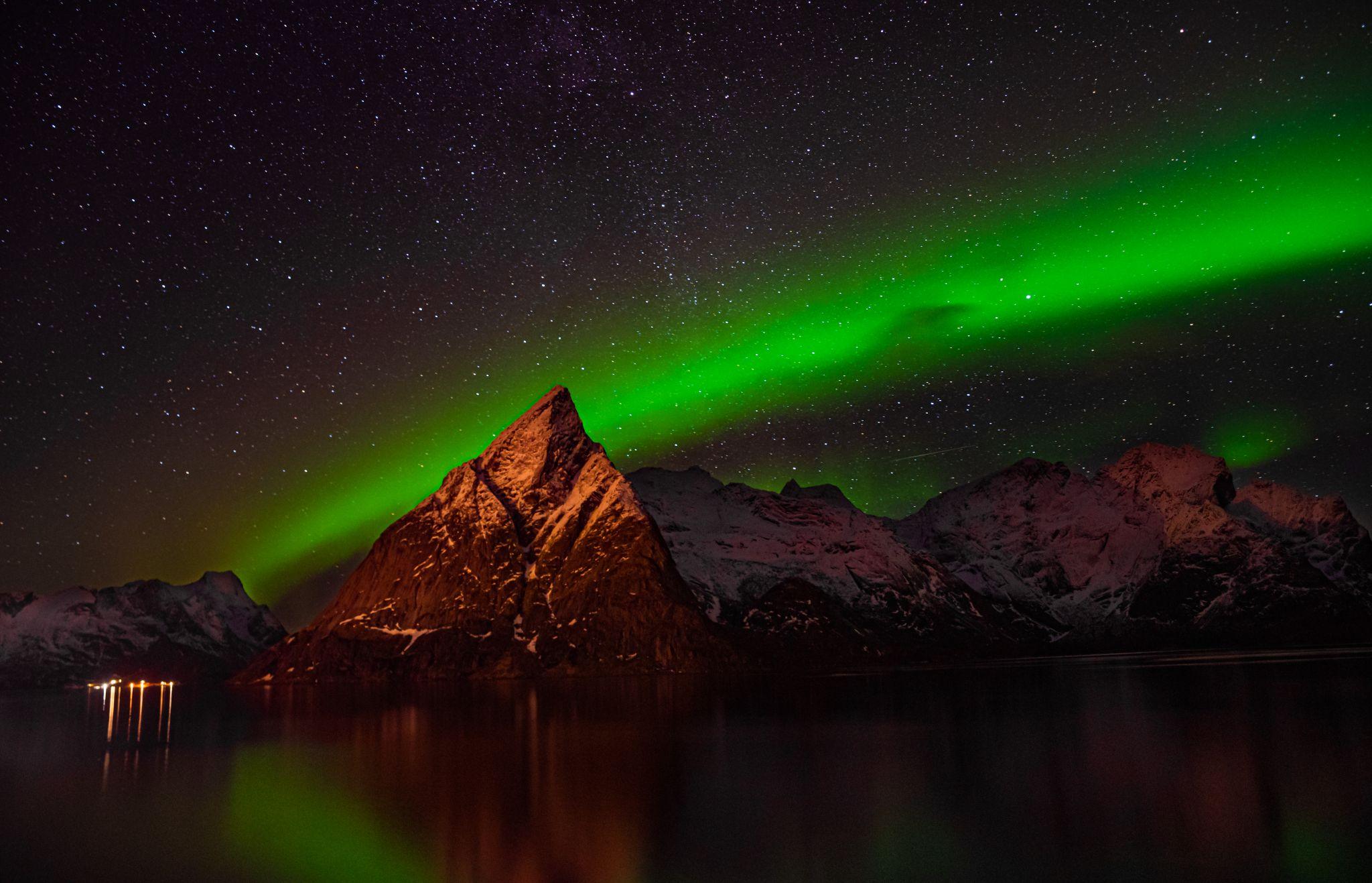 lille toppøya, Norway