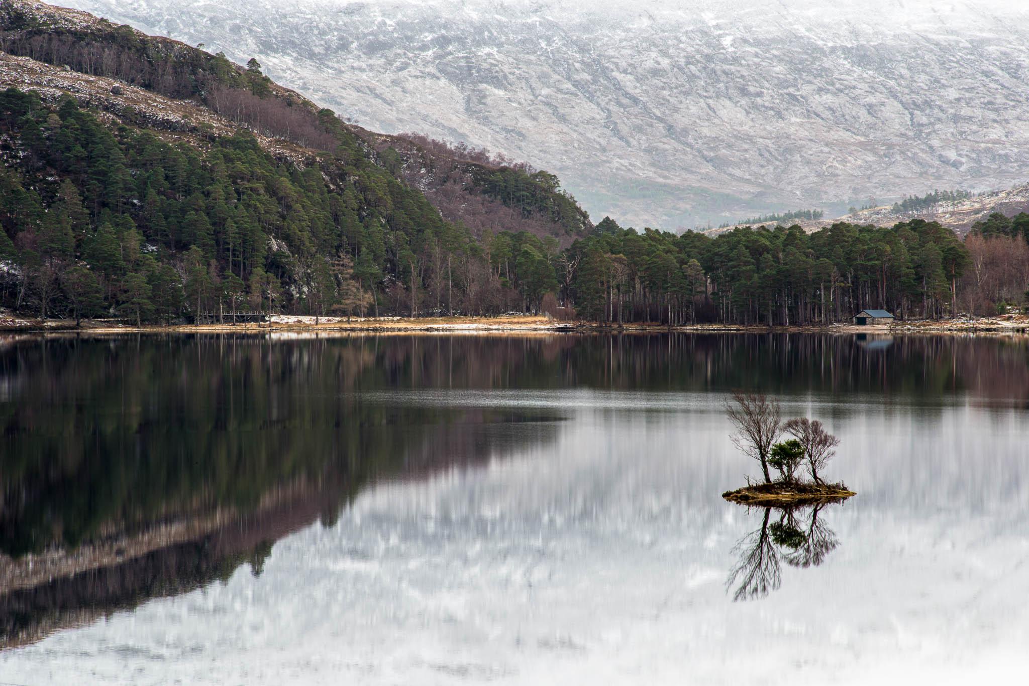 Loch Claire, United Kingdom