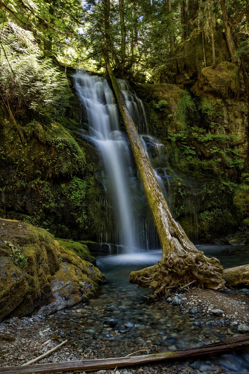 Lower Parker Falls, USA
