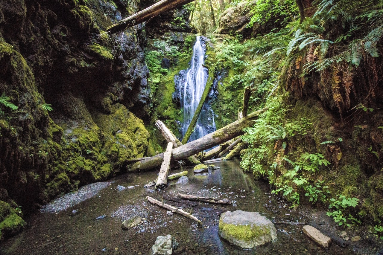 Lower Trestle Creek Falls, USA