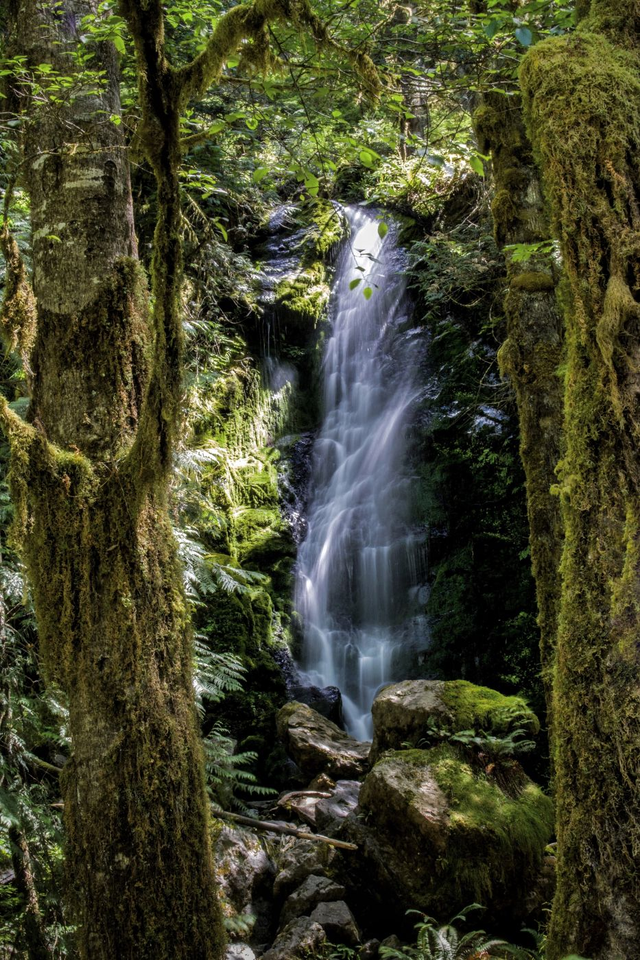 Merriman Falls, USA