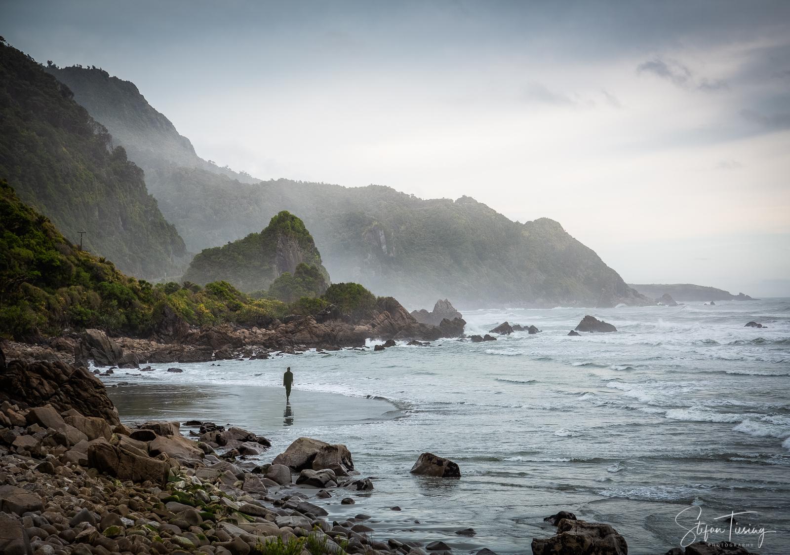 Meybille Bay, New Zealand