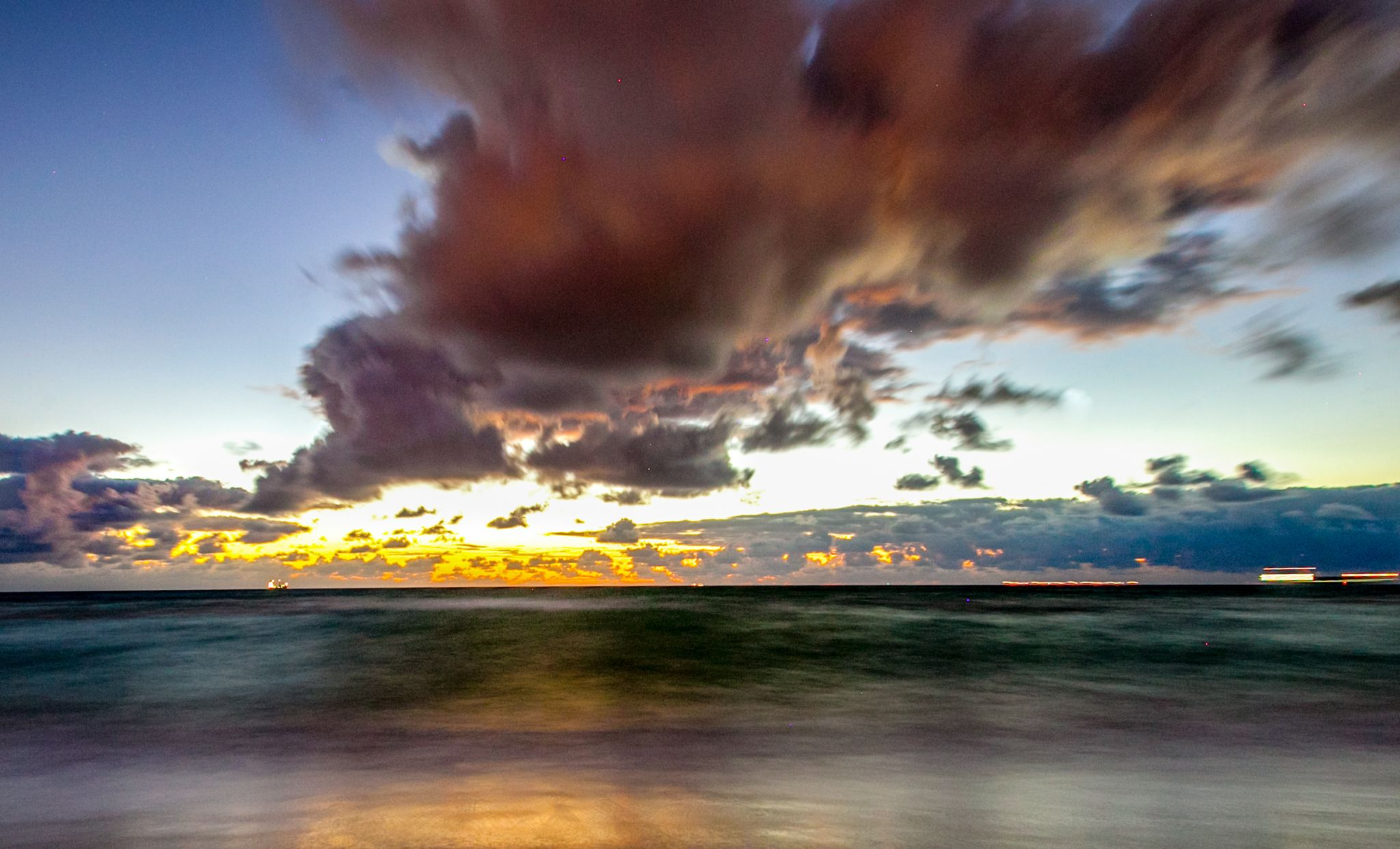 Miami Beach Sunrise, USA