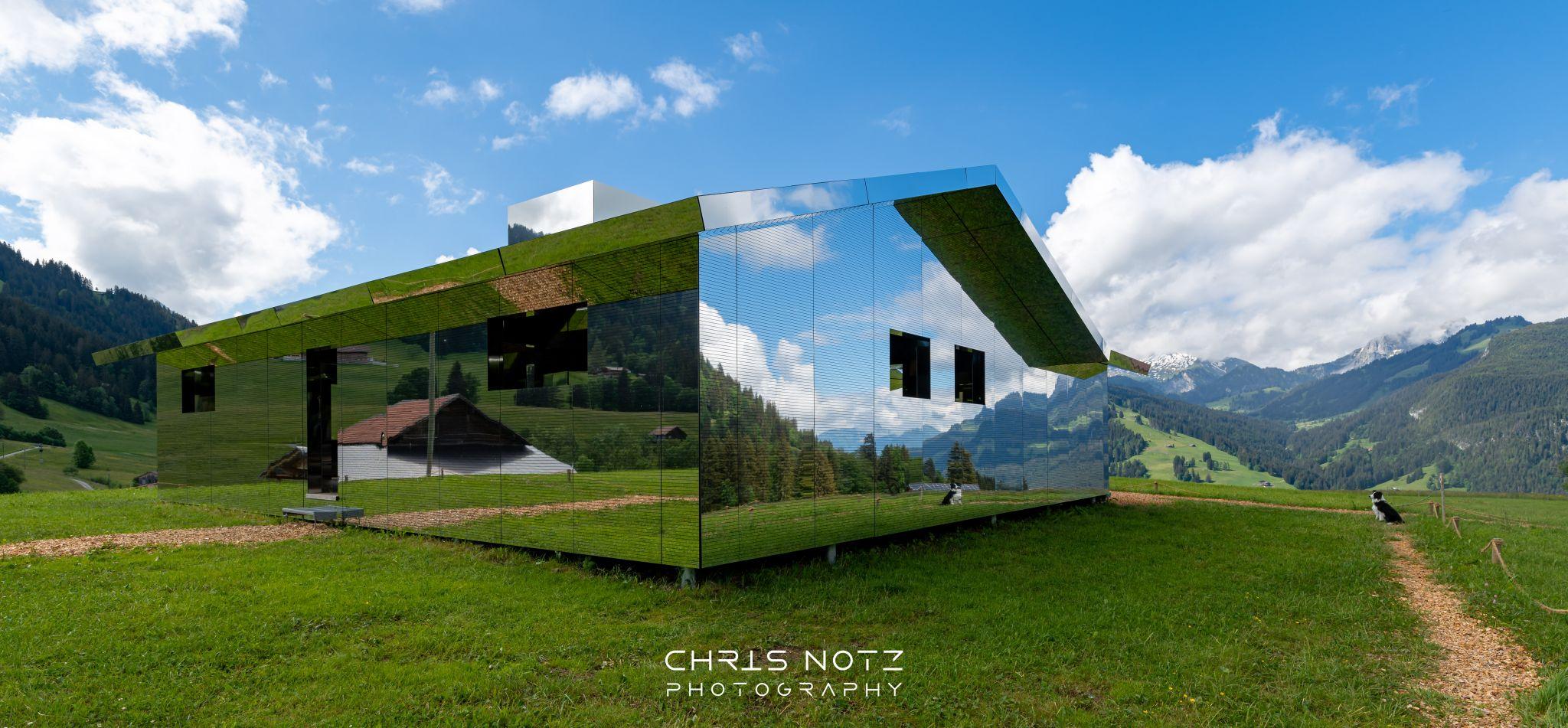 Mirage at Gstaad, Switzerland