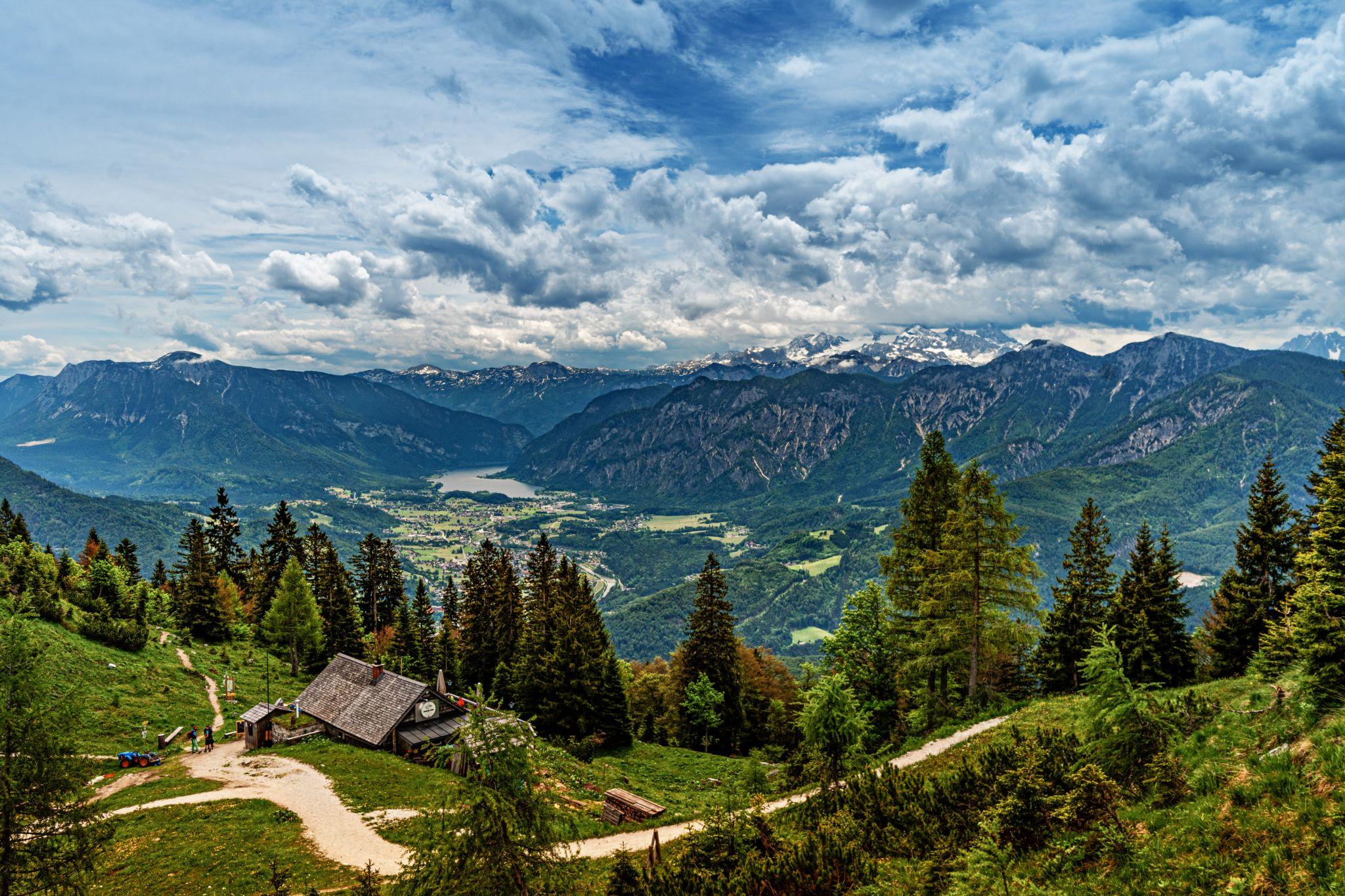 Mount Katrin, Austria