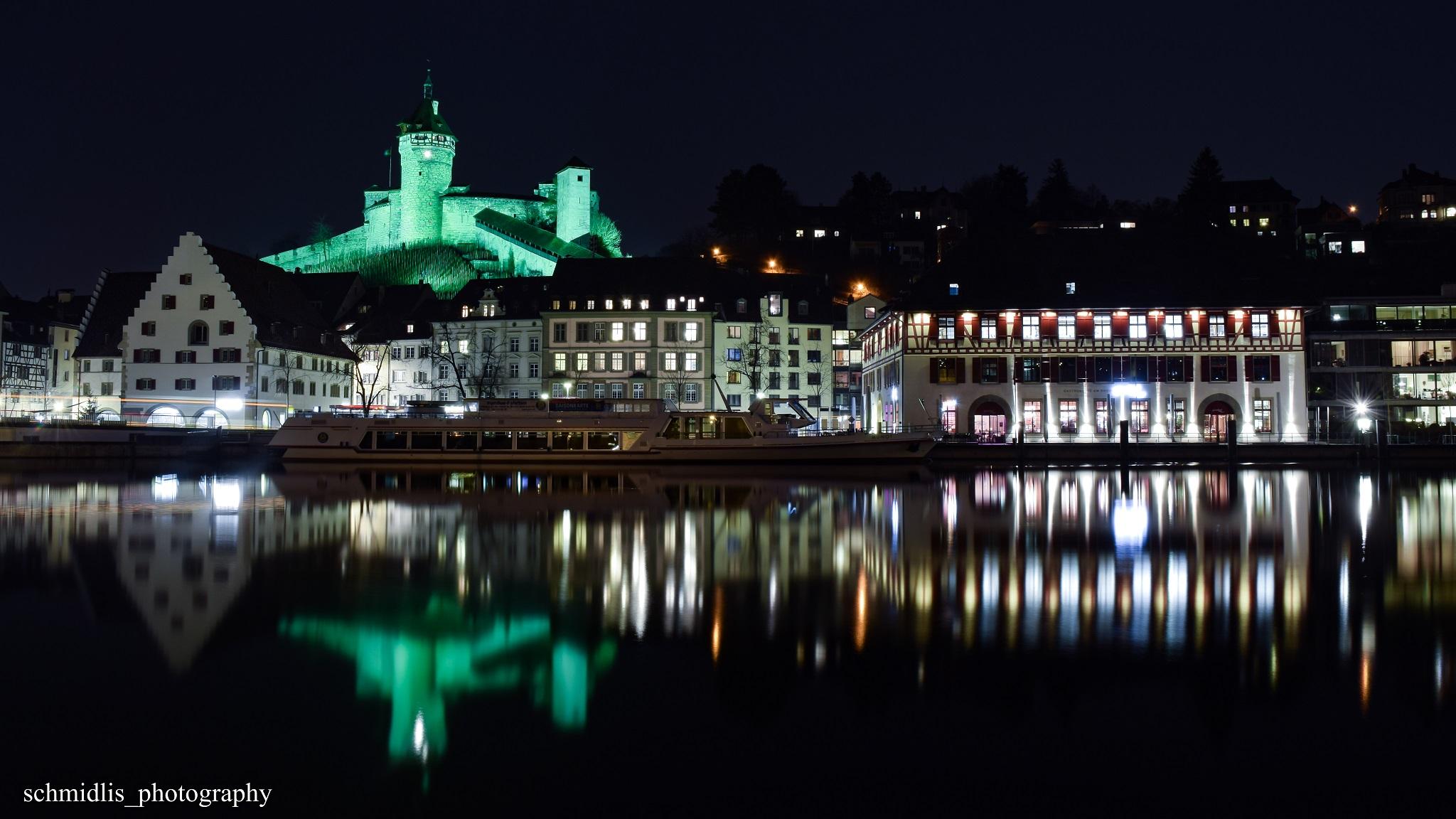 Munot Schaffhausen, Switzerland