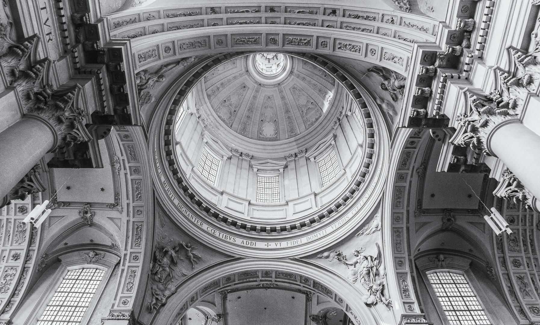 Namur - Cathédrale Saint-Aubain, Belgium