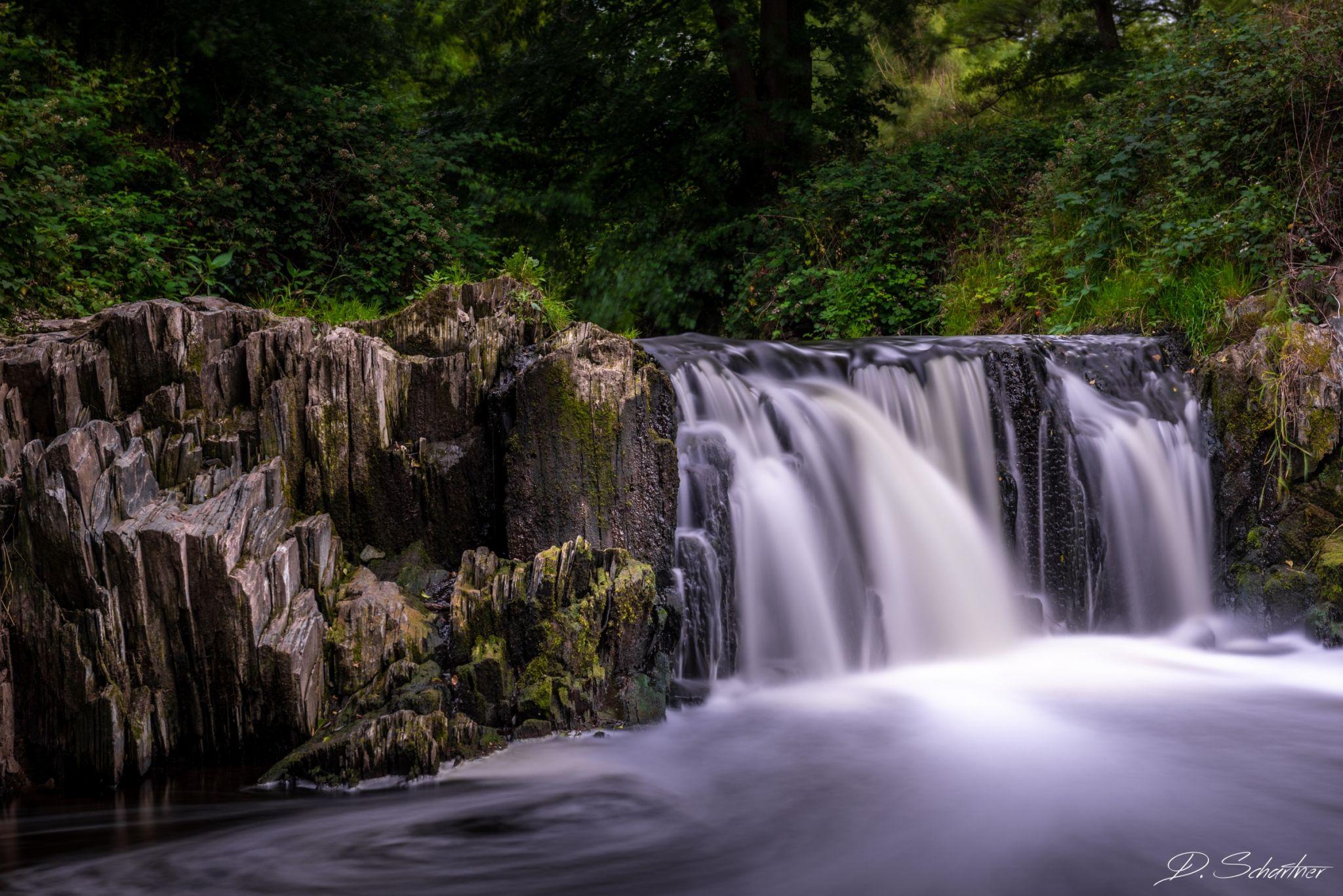 Nette Waterfall, Germany