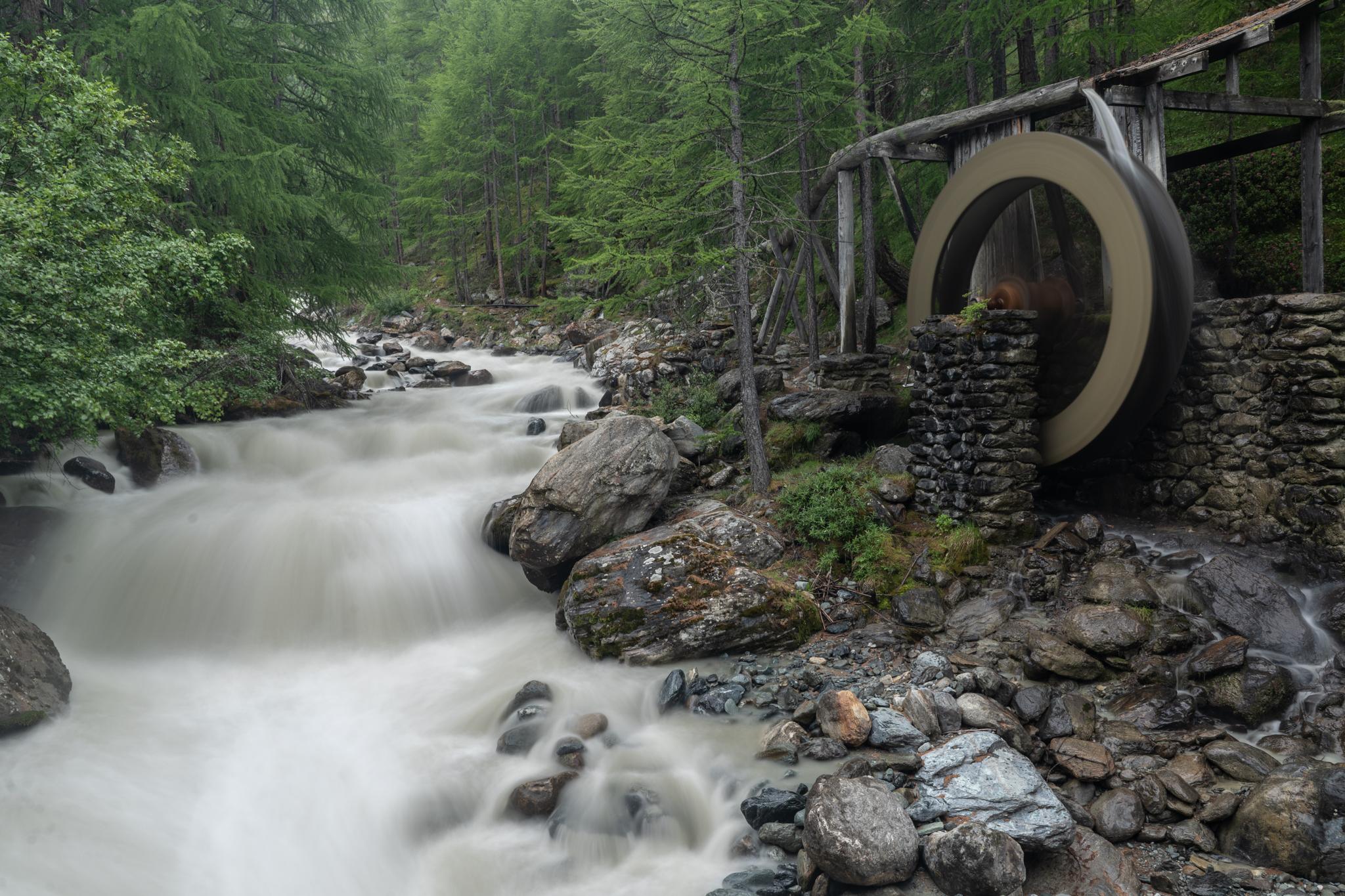 Old Mill Saas Fee, Switzerland
