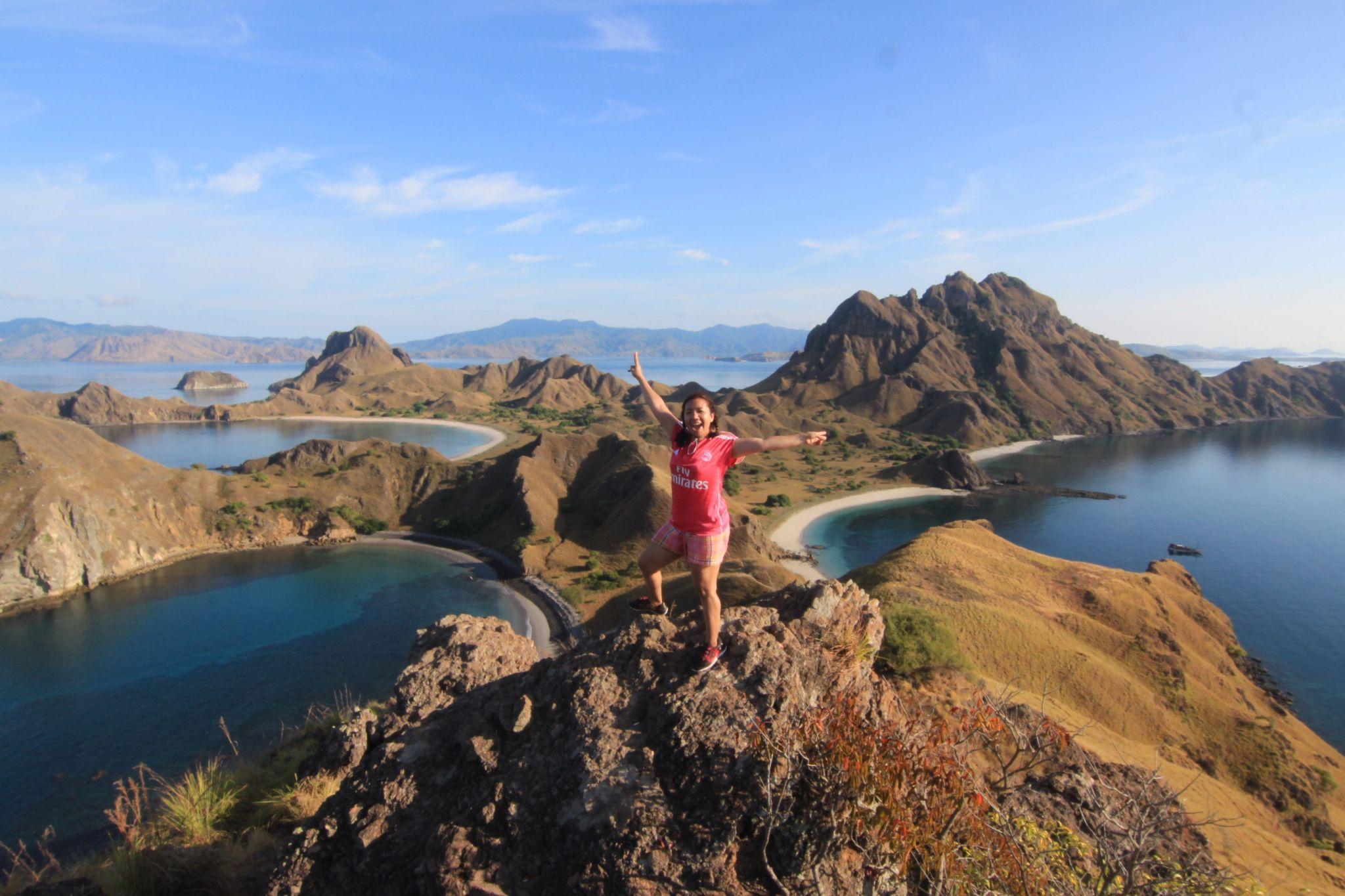 Padar Island, Labuan Bajo - Indonesia, Indonesia