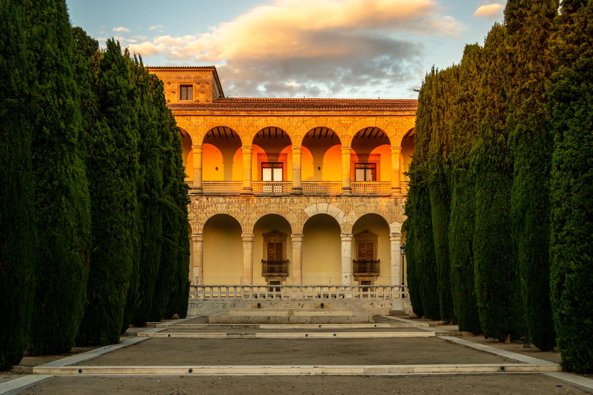 Palacio del Infantado Gardens, Spain
