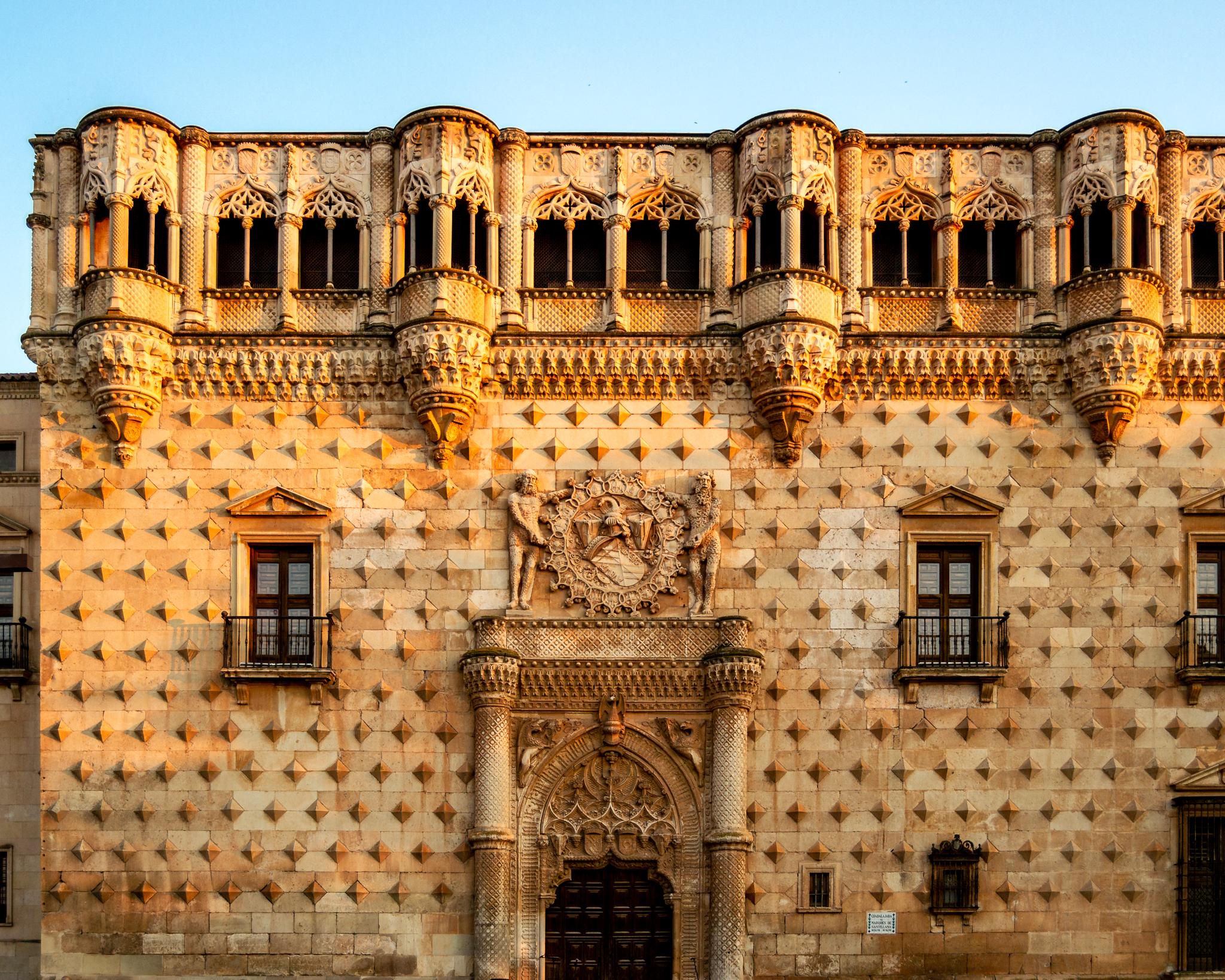 Palacio del Infantado, Spain