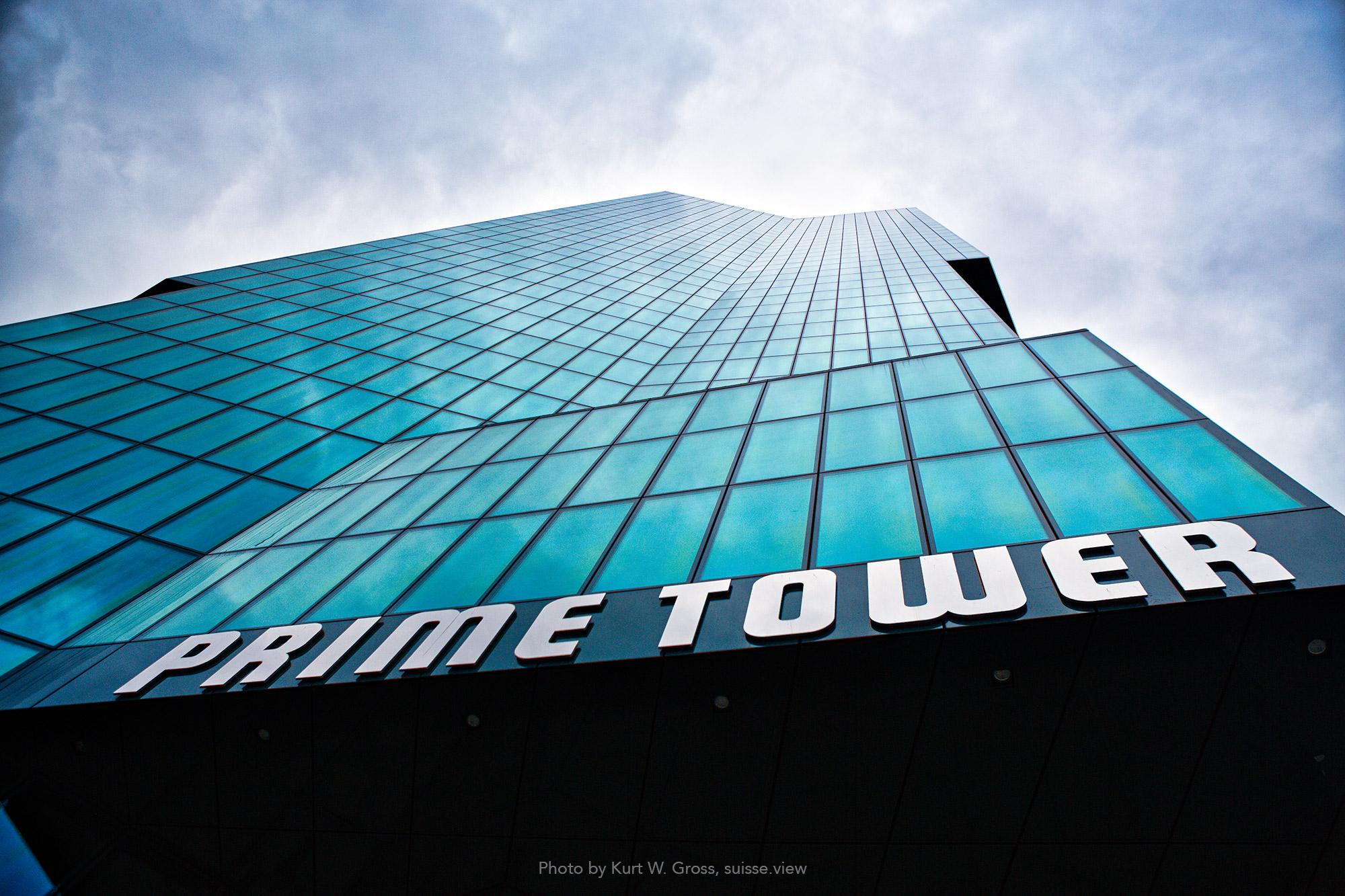 Prime Tower, Switzerland