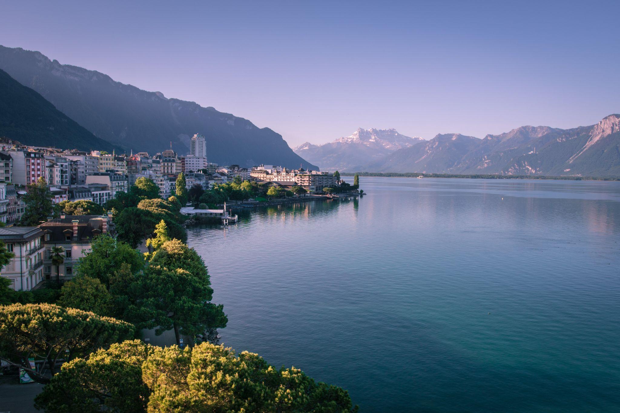 Quai Edouard Jaccoud, Switzerland
