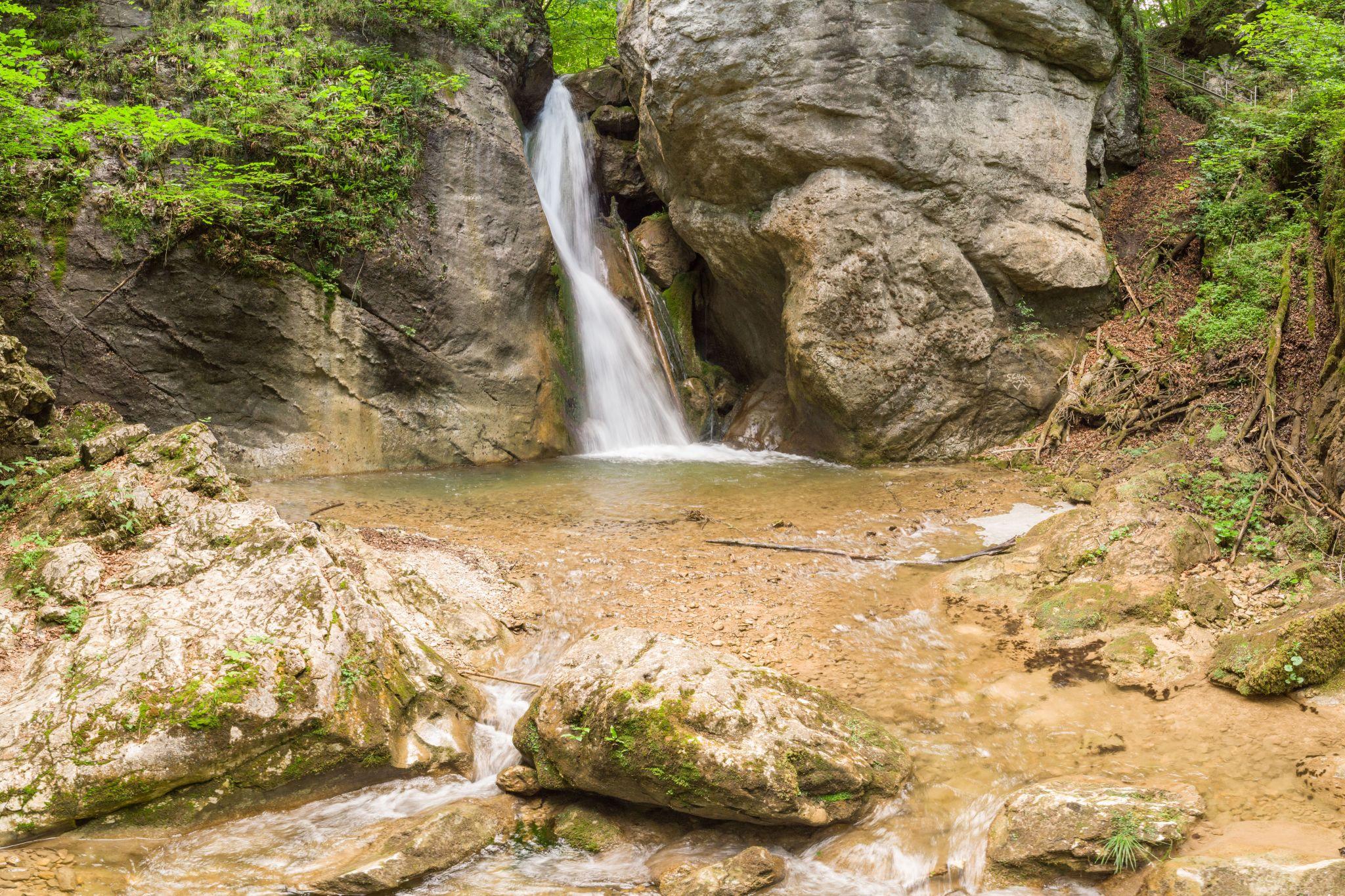 Rinnerberger Wasserfall, Austria
