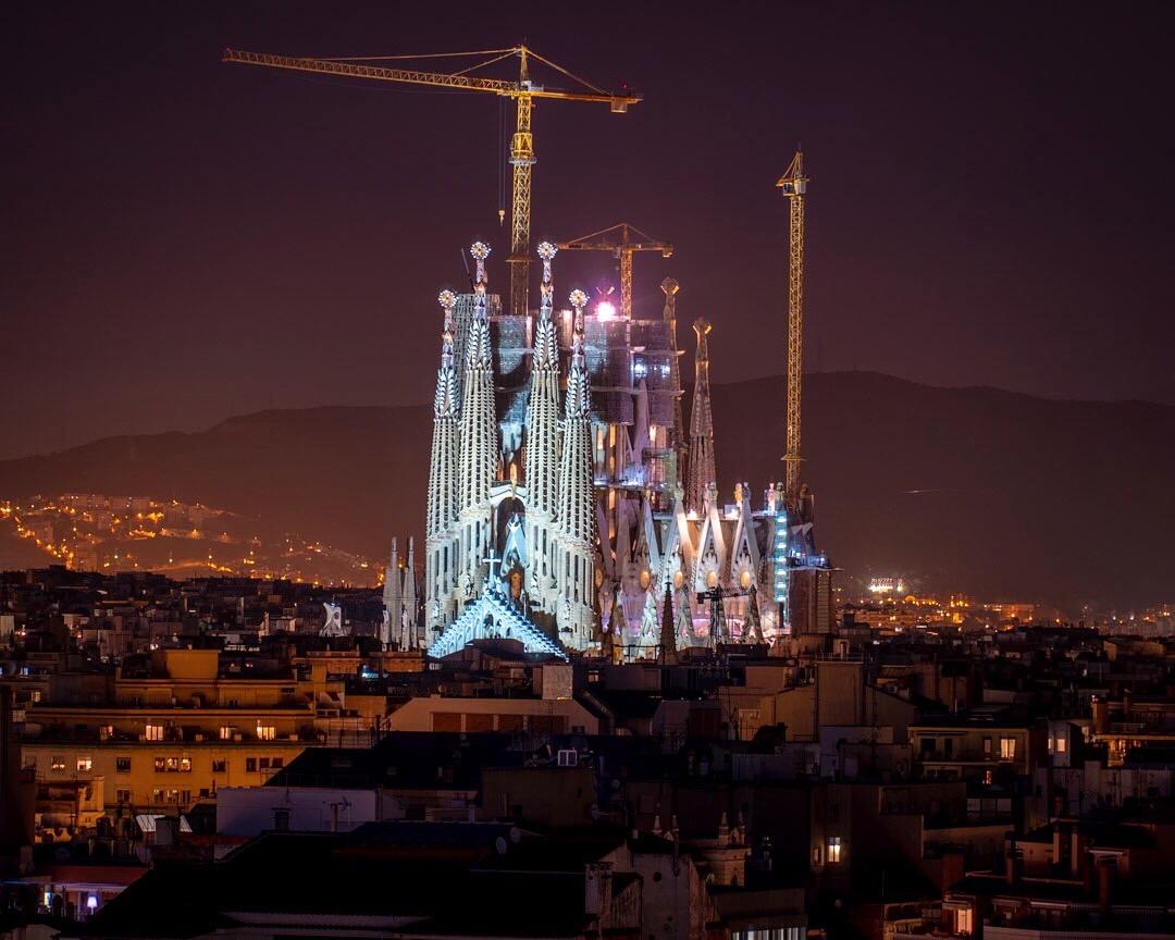 Rooftop Hotel NH Calderón, Spain
