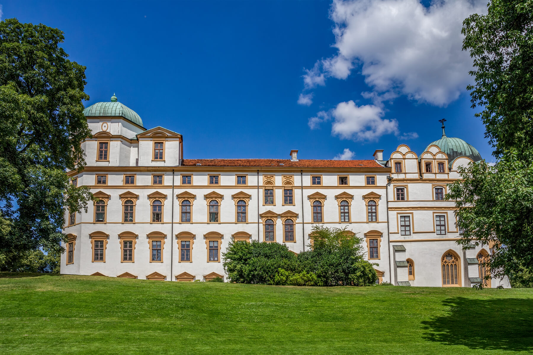 Schloss Celle (south view), Germany