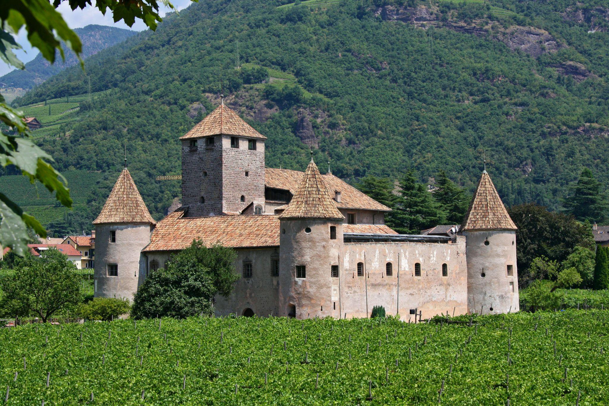Schloss Maretsch, Italy