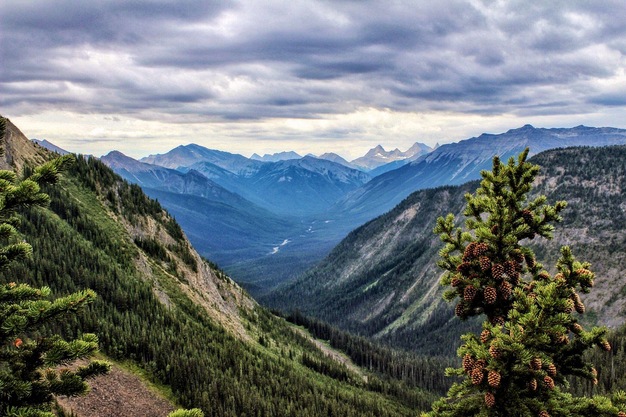 Simpson Viewpoint, Canada