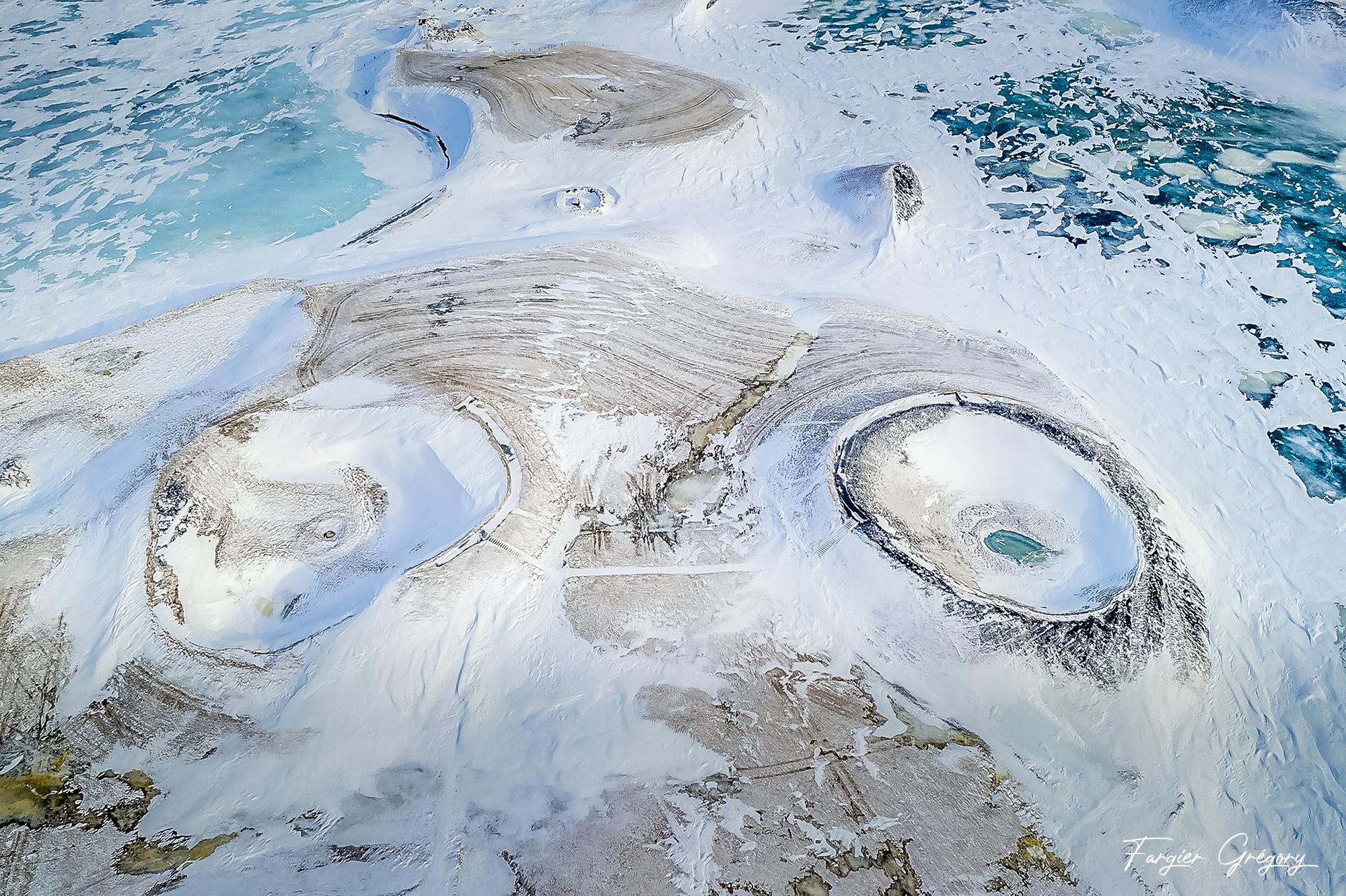 Skútustaðagígar, Iceland