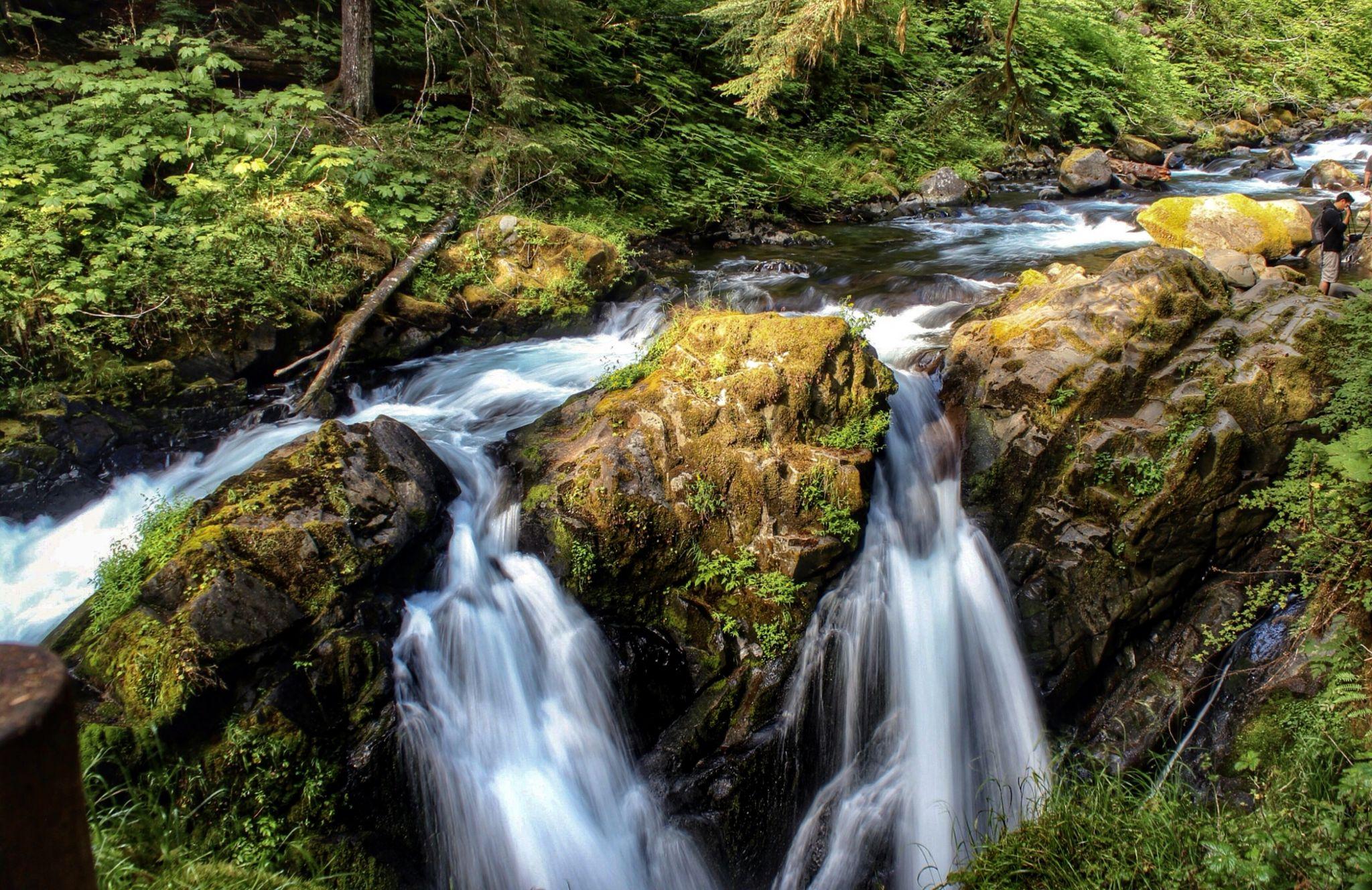 Sol Duc Falls, USA