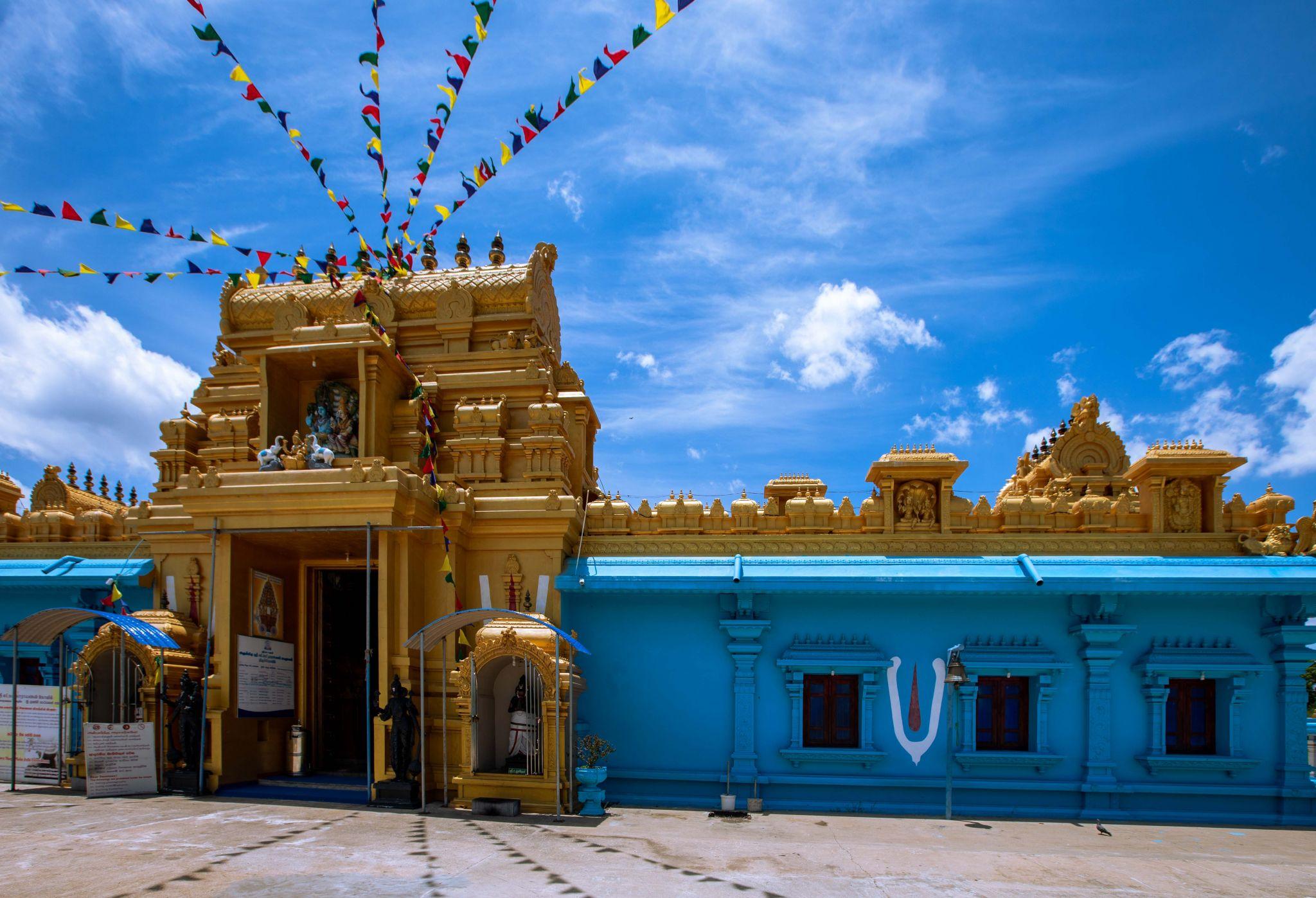 Sri Lakshmi Temple Narayana Perumal Kovil, Sri Lanka