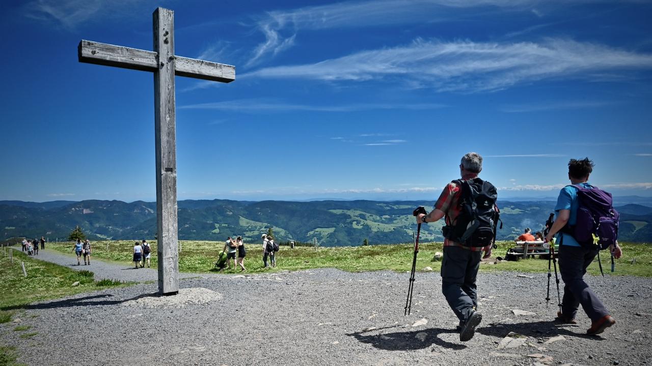 Summit Cross, Germany