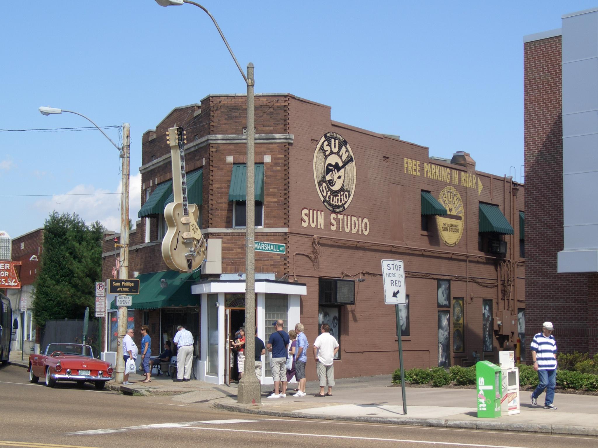 Sun Studio, USA