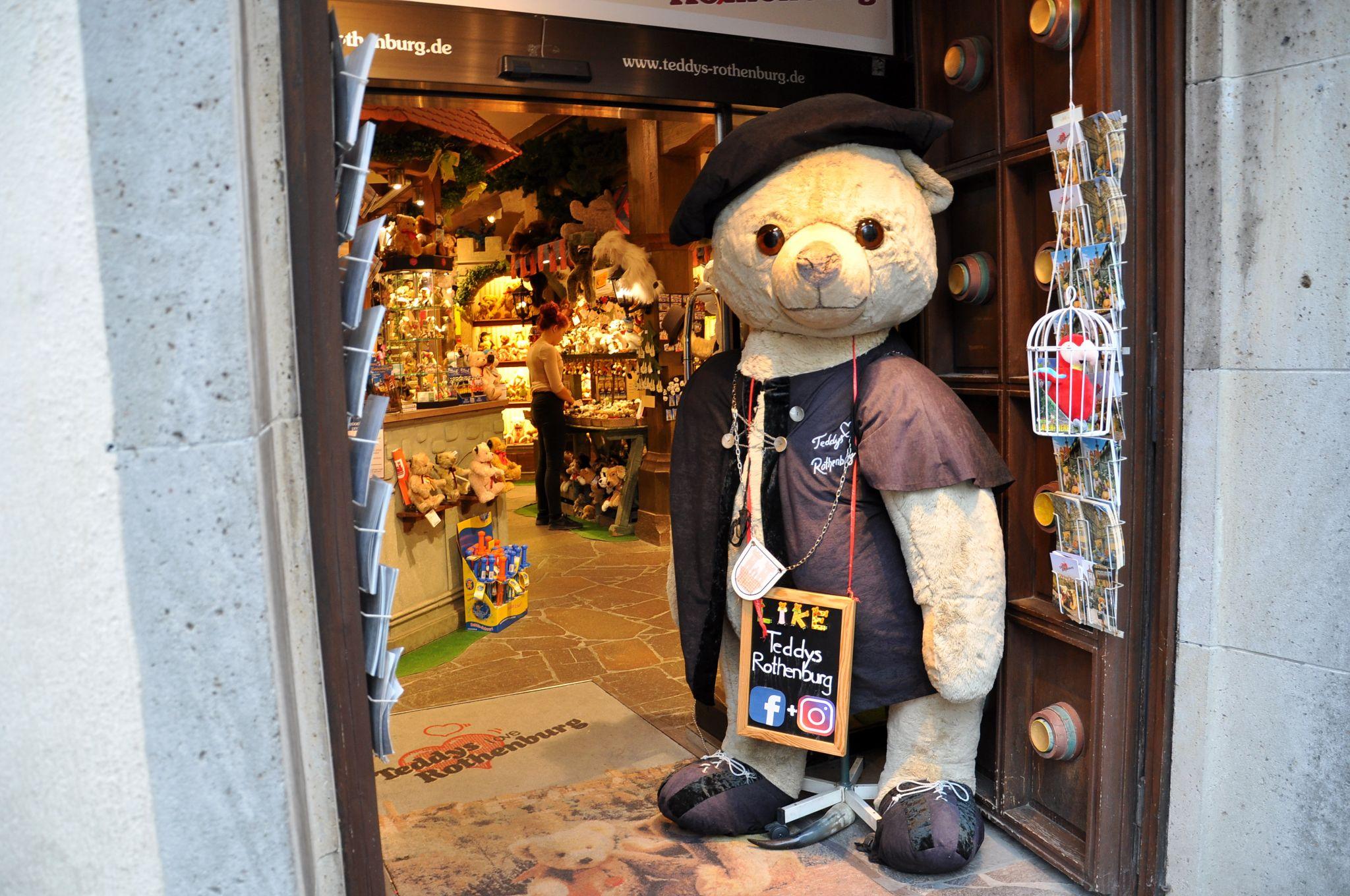 Teddys Rothenburg, Germany