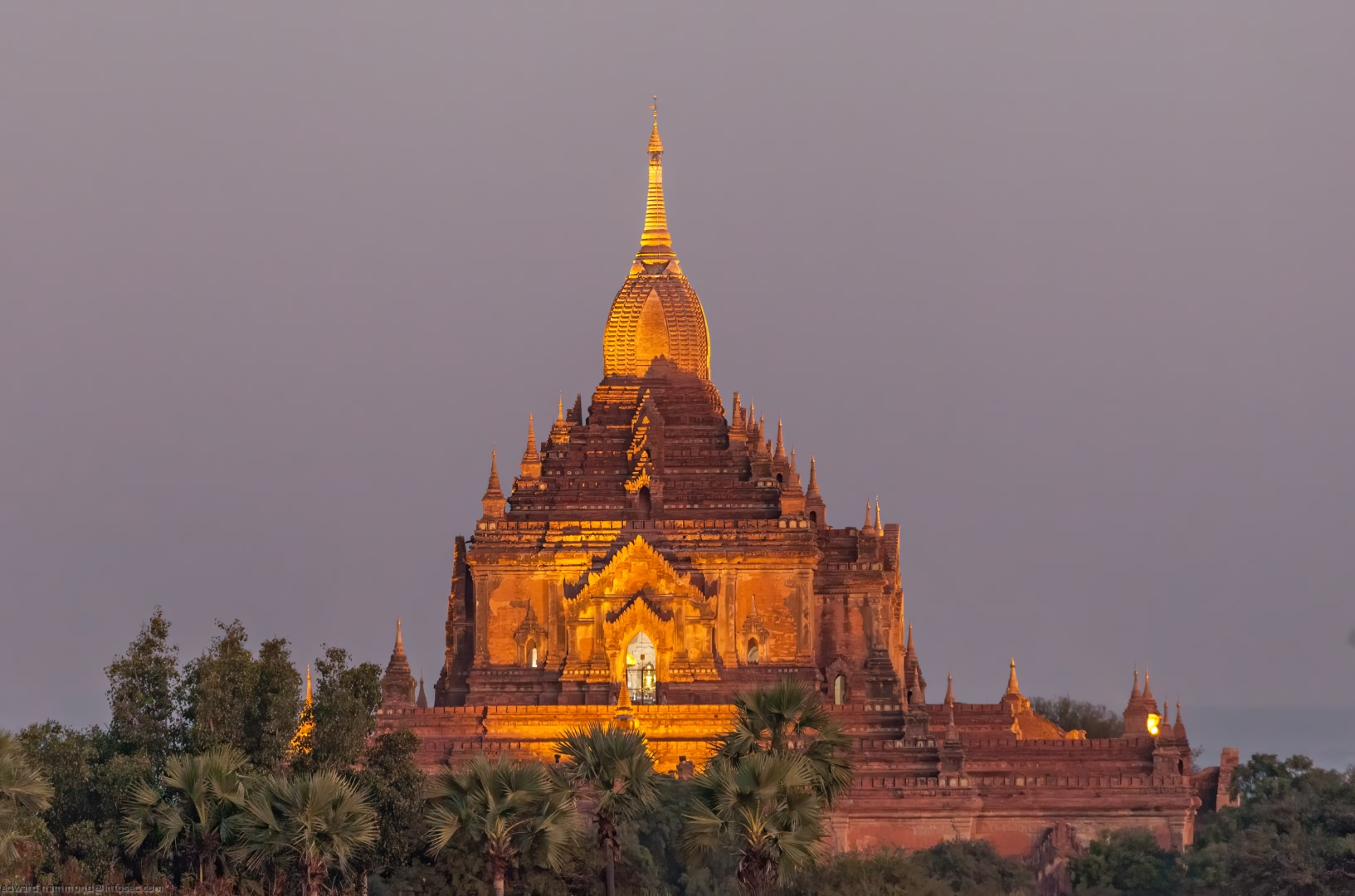 The Sulamani, Old Bagan, Myanmar