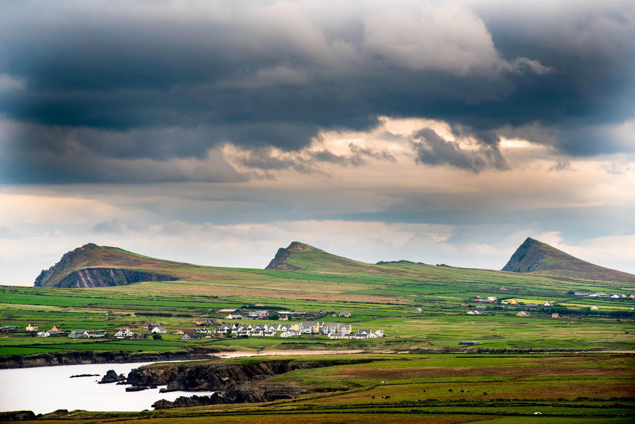Three Sisters, Ireland