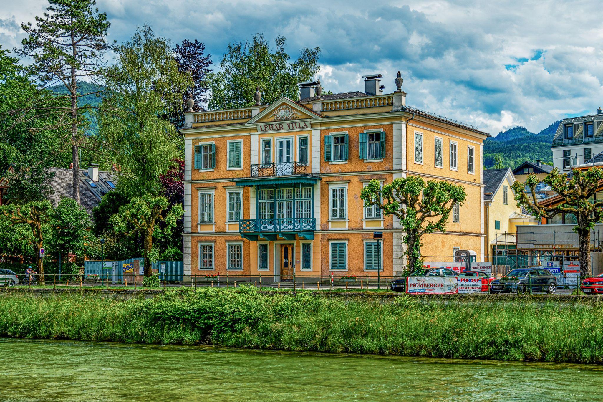 Villa Lehar, Bad Ischl, Austria