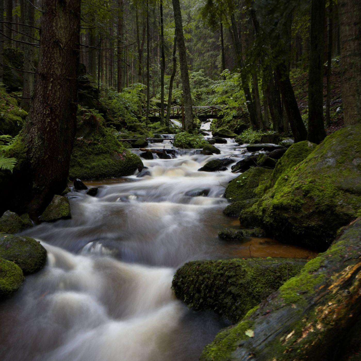 Vodopady Sv. Wolfganga, Czech Republic