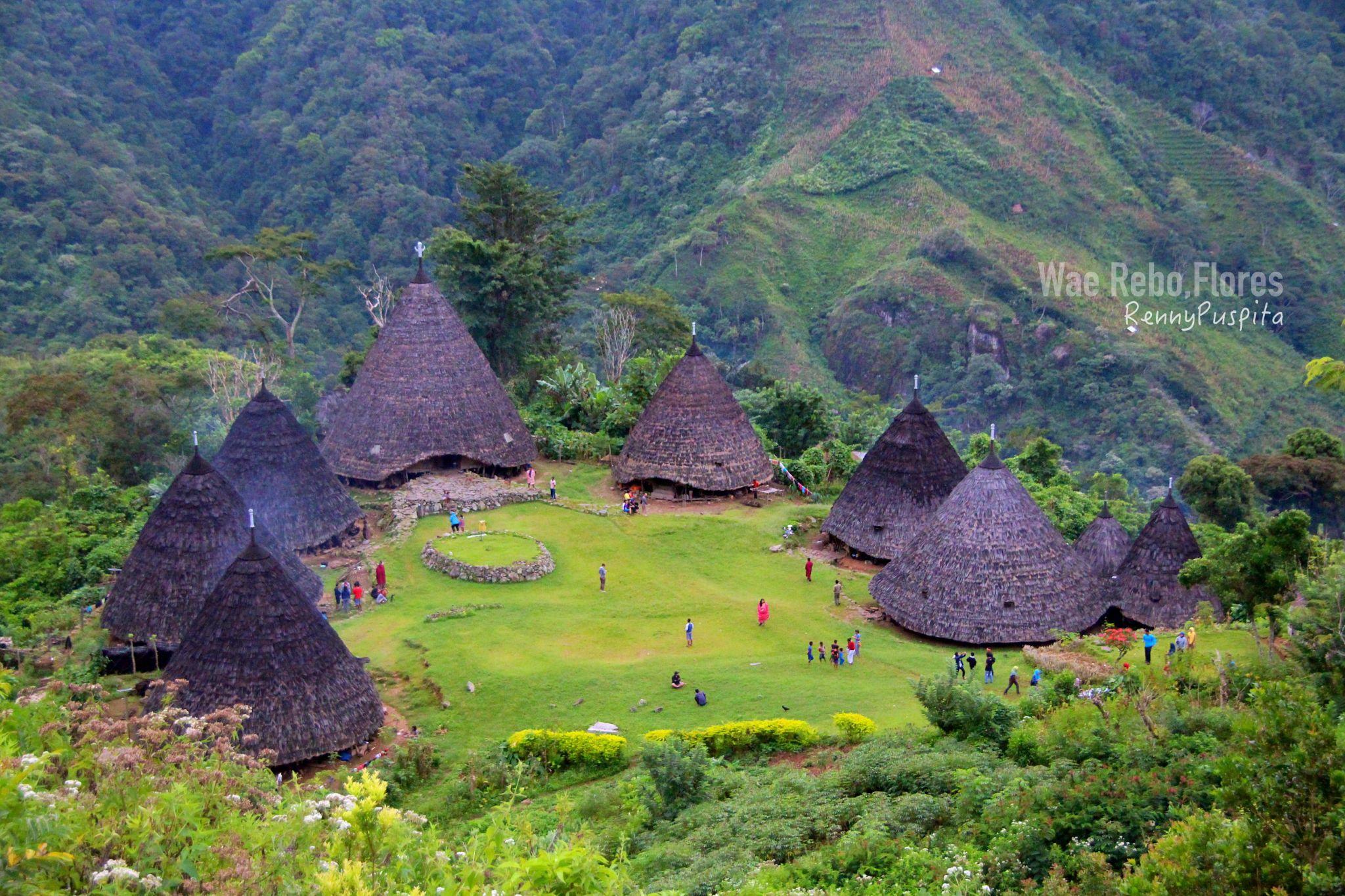 Wae Rebo Village, Flores - Indonesia, Indonesia