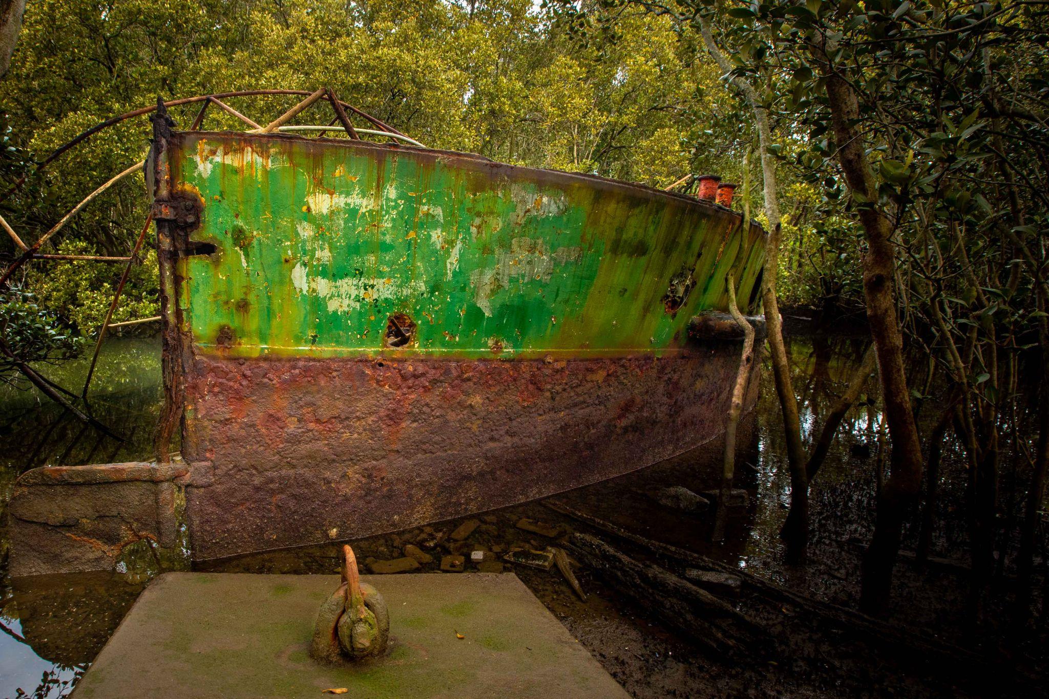 -SS Heroic Shipwreck Homebush New South Wales, Australia