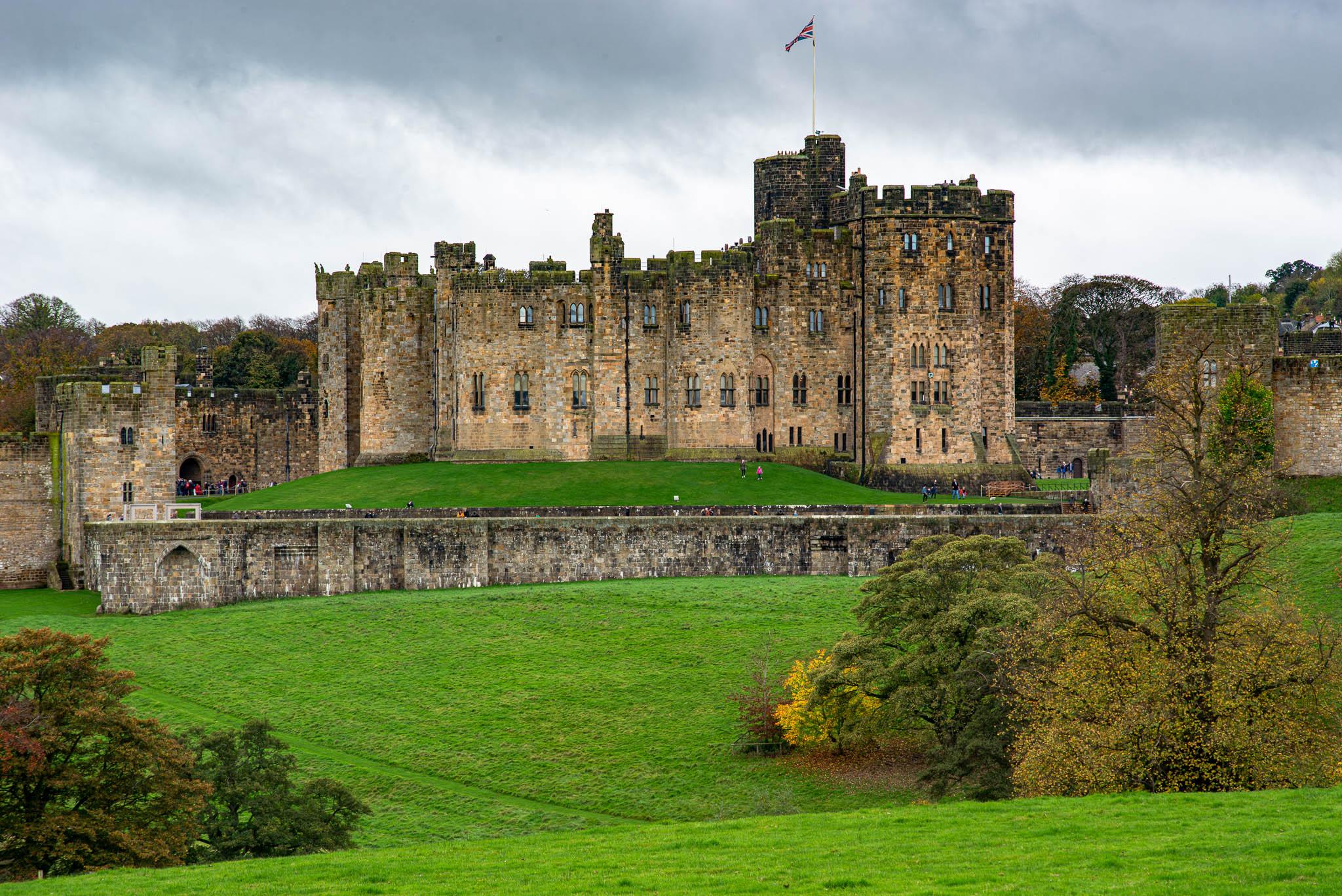 Alnwick Castle, United Kingdom