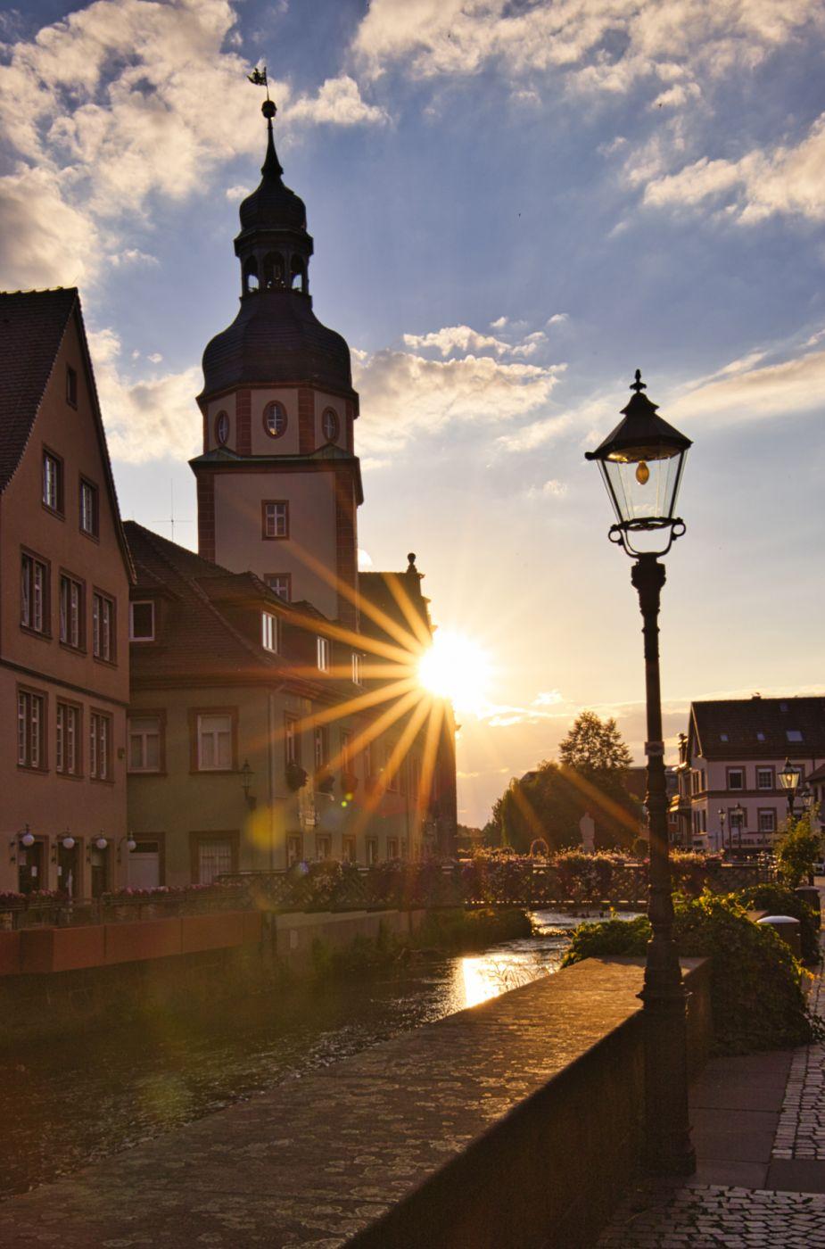 Altstadt Ettlingen, Germany